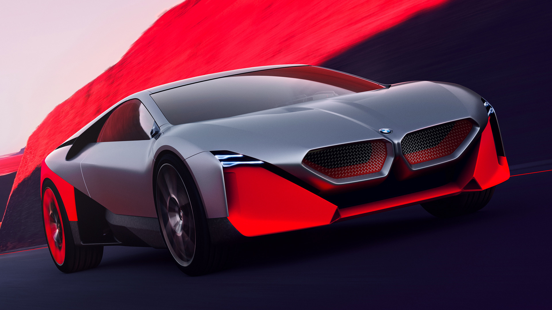 2019 BMW Vision M Next - Wallpapers and HD Images   Car Pixel