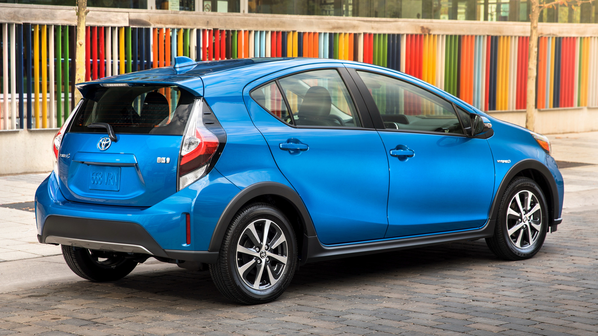 Toyota Prius c (2018) Wallpapers and HD Images - Car Pixel