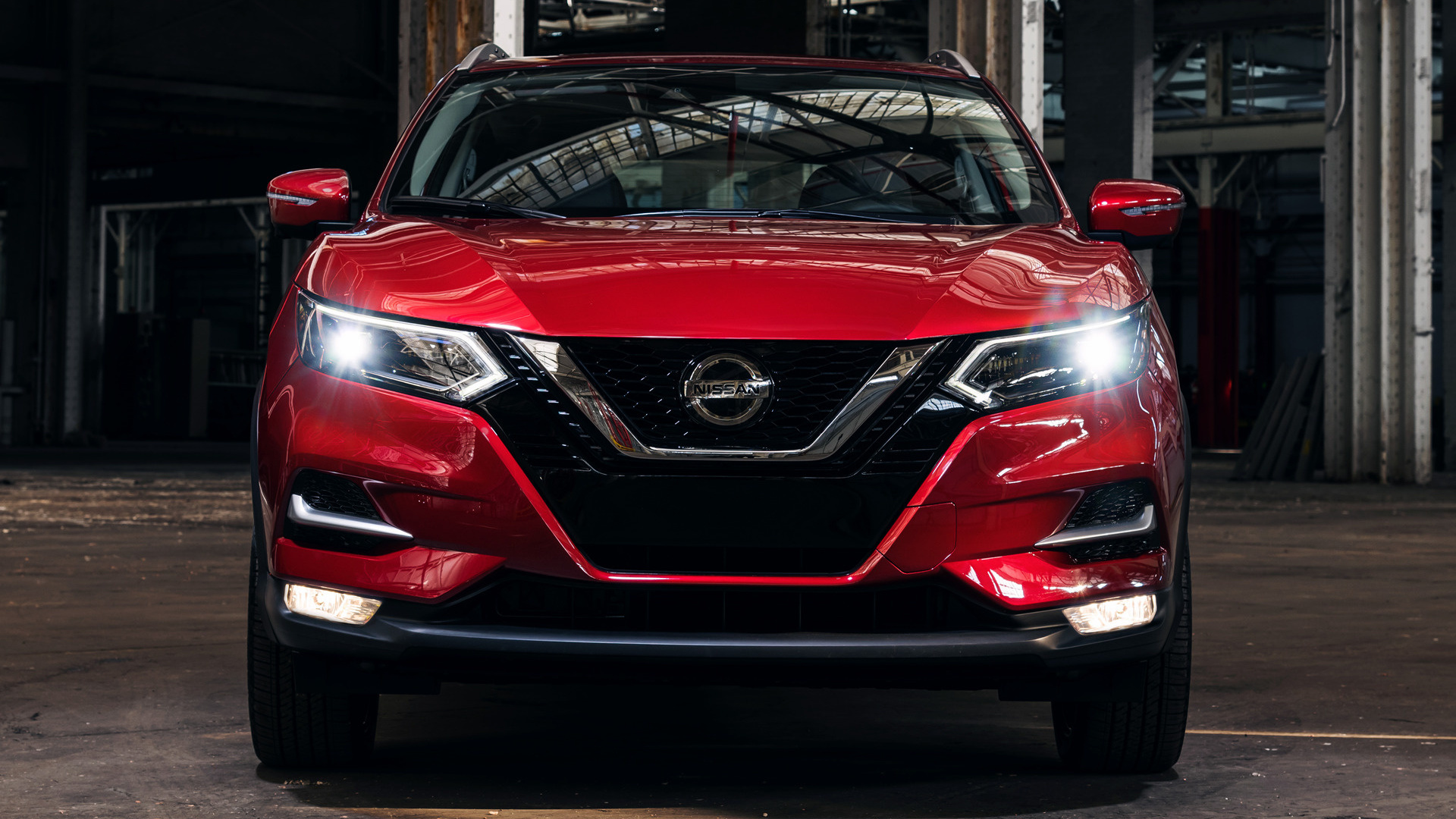 2020 Nissan Rogue Sport Wallpapers And Hd Images Car Pixel
