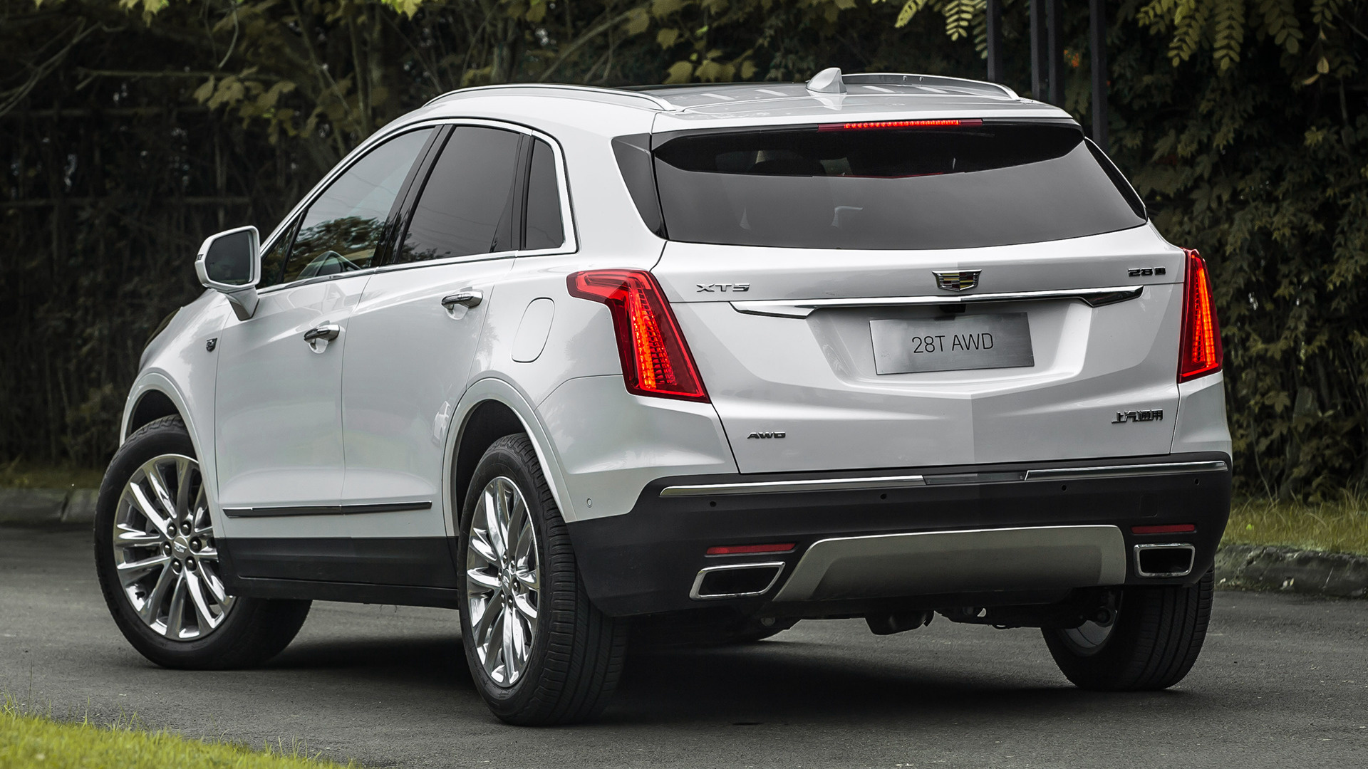 2017 Cadillac XT5 Platinum (CN) - Wallpapers and HD Images ...