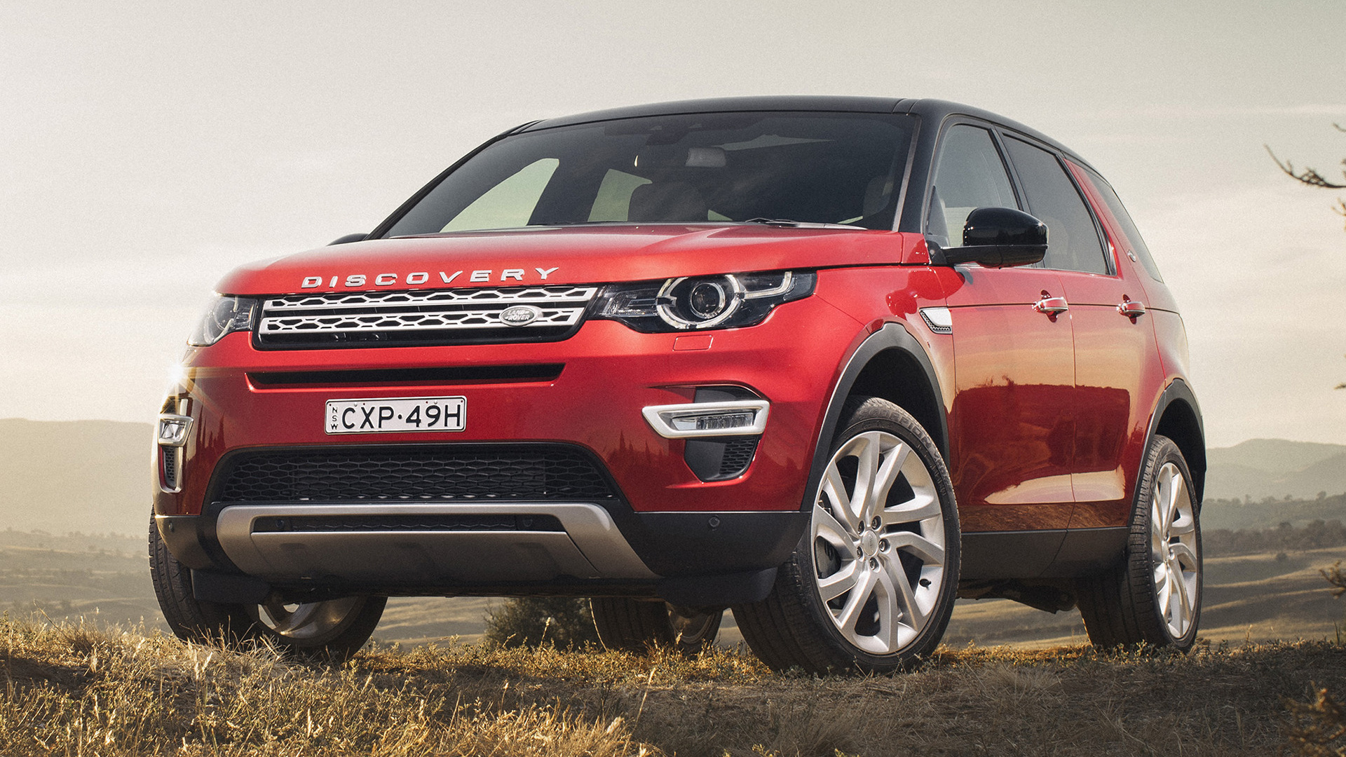 land rover discovery sport hse luxury 2015 au wallpapers and hd images car pixel. Black Bedroom Furniture Sets. Home Design Ideas