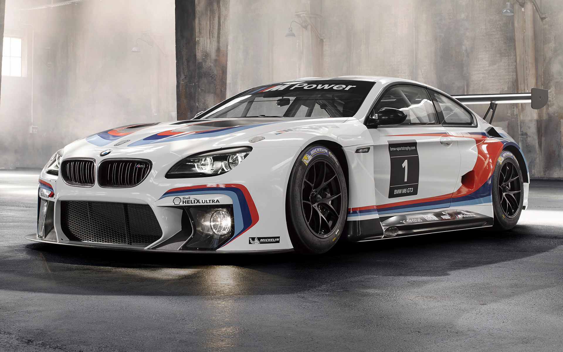 BMW M6 GT3 (2015) Wallpapers and HD Images - Car Pixel