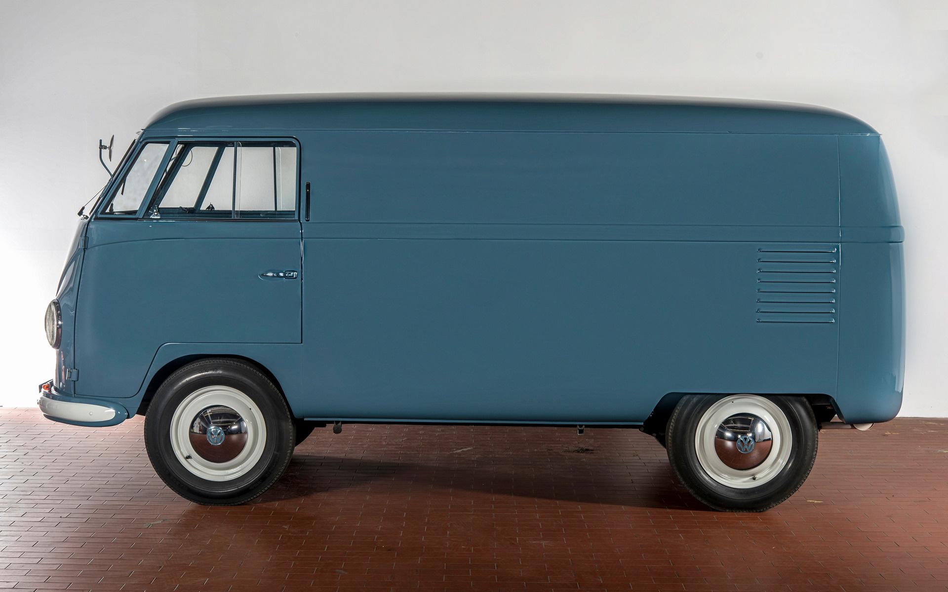 Volkswagen T1 Panel Van (1950) Wallpapers and HD Images ...