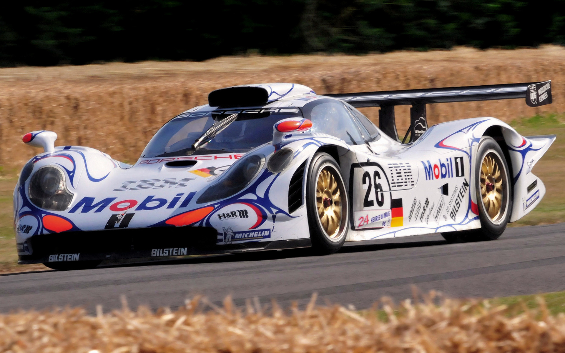 Porsche 911 Gt1 98 1998 Wallpapers And Hd Images Car Pixel