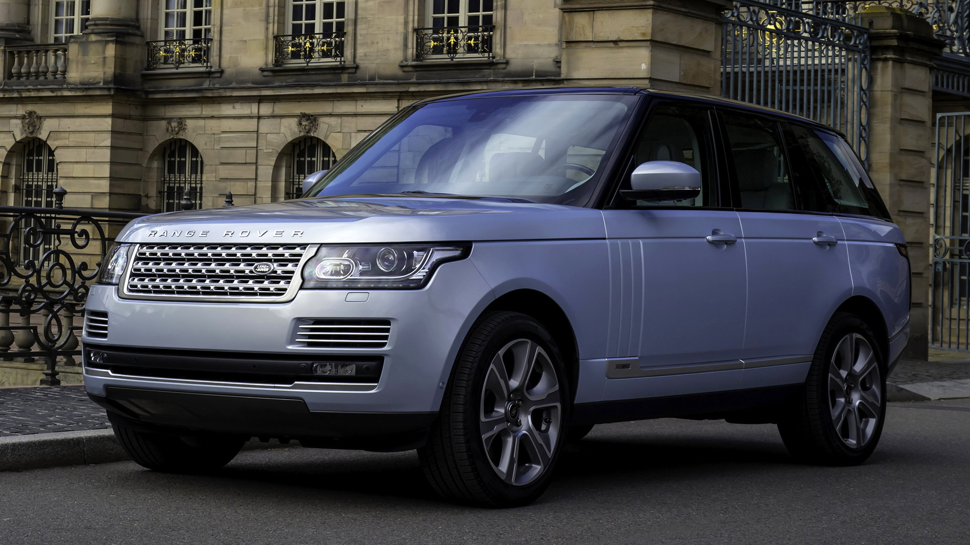 range rover hybrid autobiography 2014 wallpapers and hd images car pixel. Black Bedroom Furniture Sets. Home Design Ideas