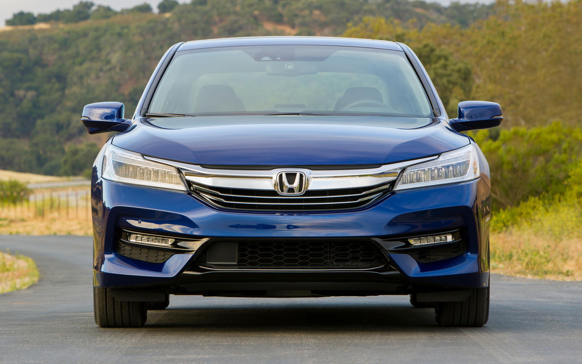 Honda Accord Hybrid Touring (2017) US Wallpapers and HD Images - Car Pixel