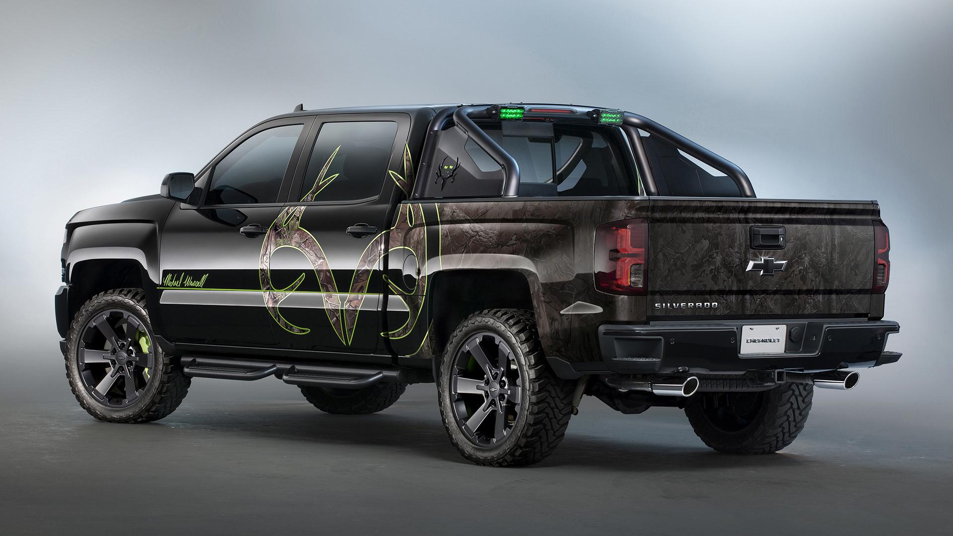 Chevrolet Silverado Realtree Bone Collector (2015 ...