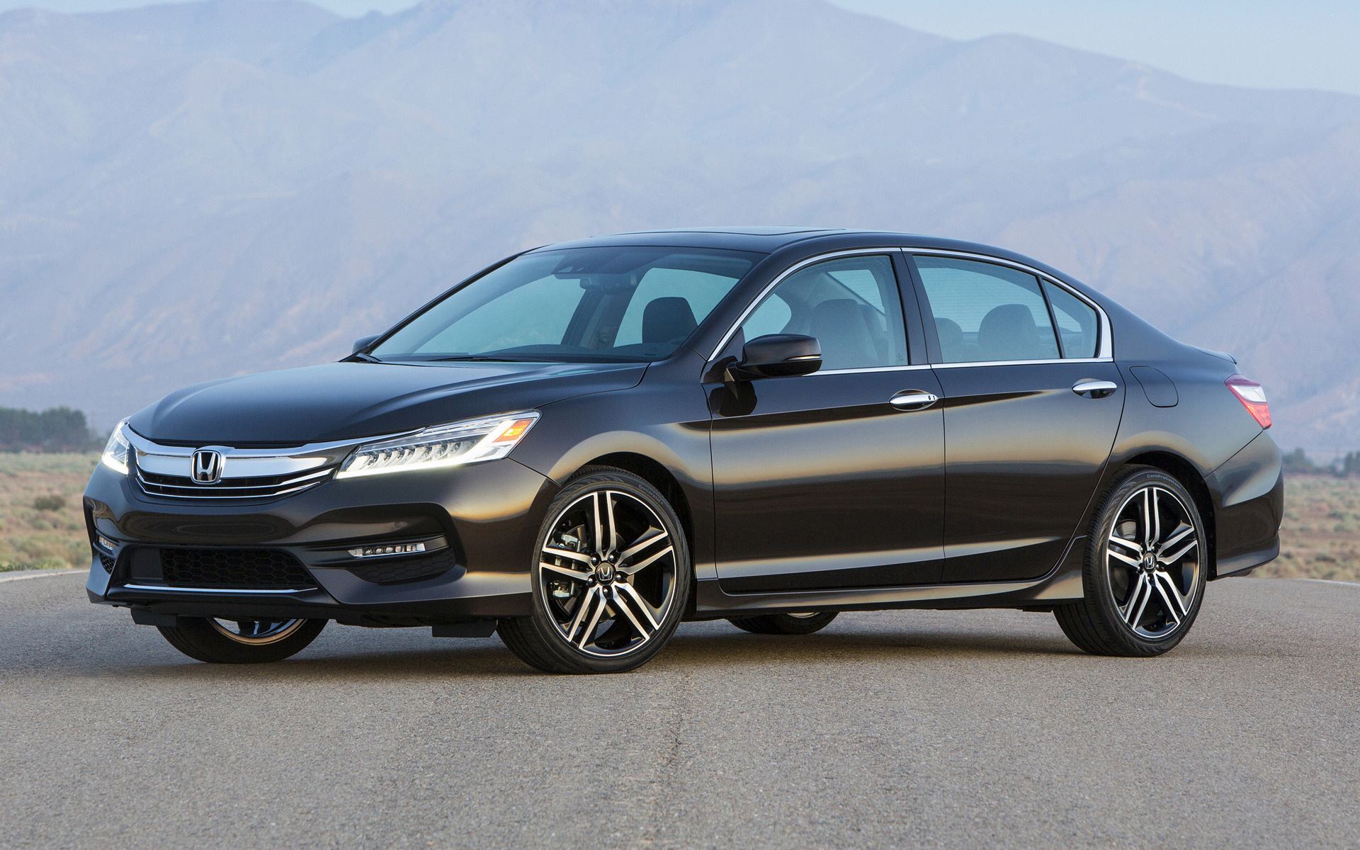 2016 Honda Accord Ex L V6 >> 2016 Honda Accord Touring (US) - Wallpapers and HD Images ...
