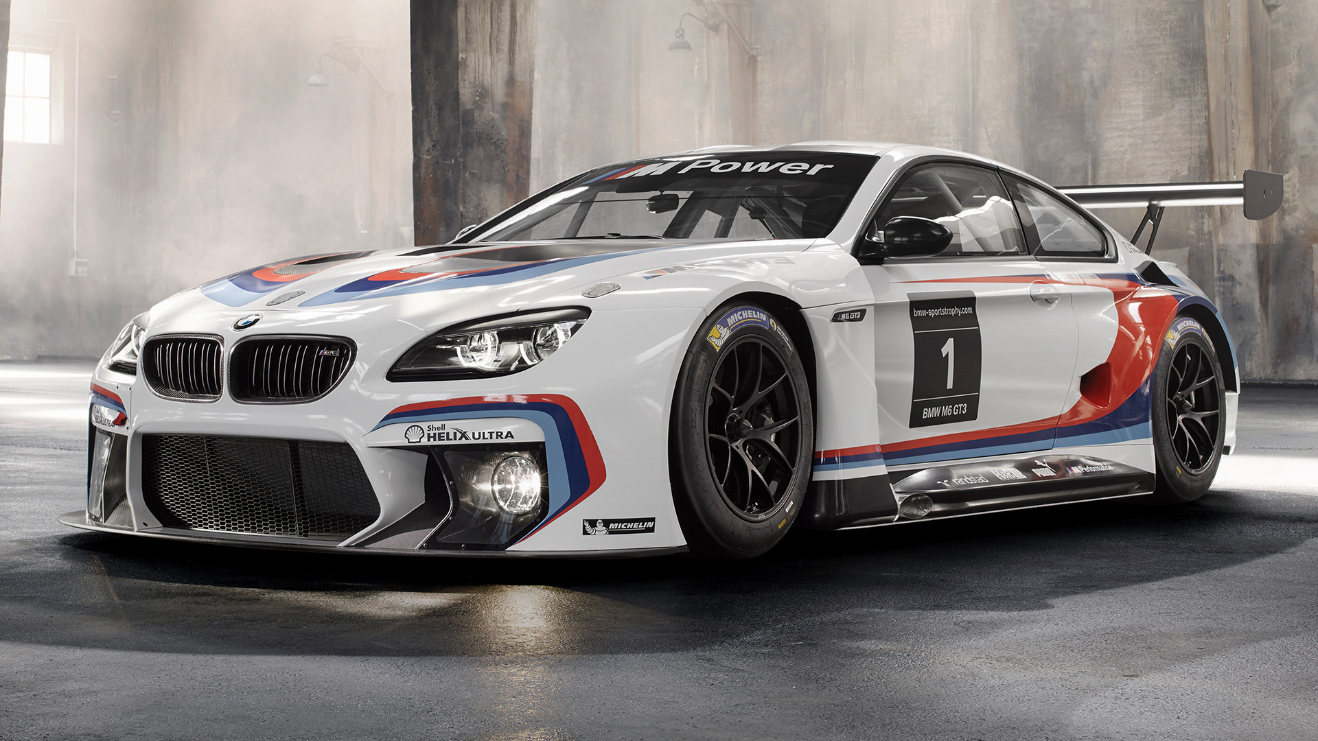 Bmw M6 Gt3 >> BMW M6 GT3 (2015) Wallpapers and HD Images - Car Pixel