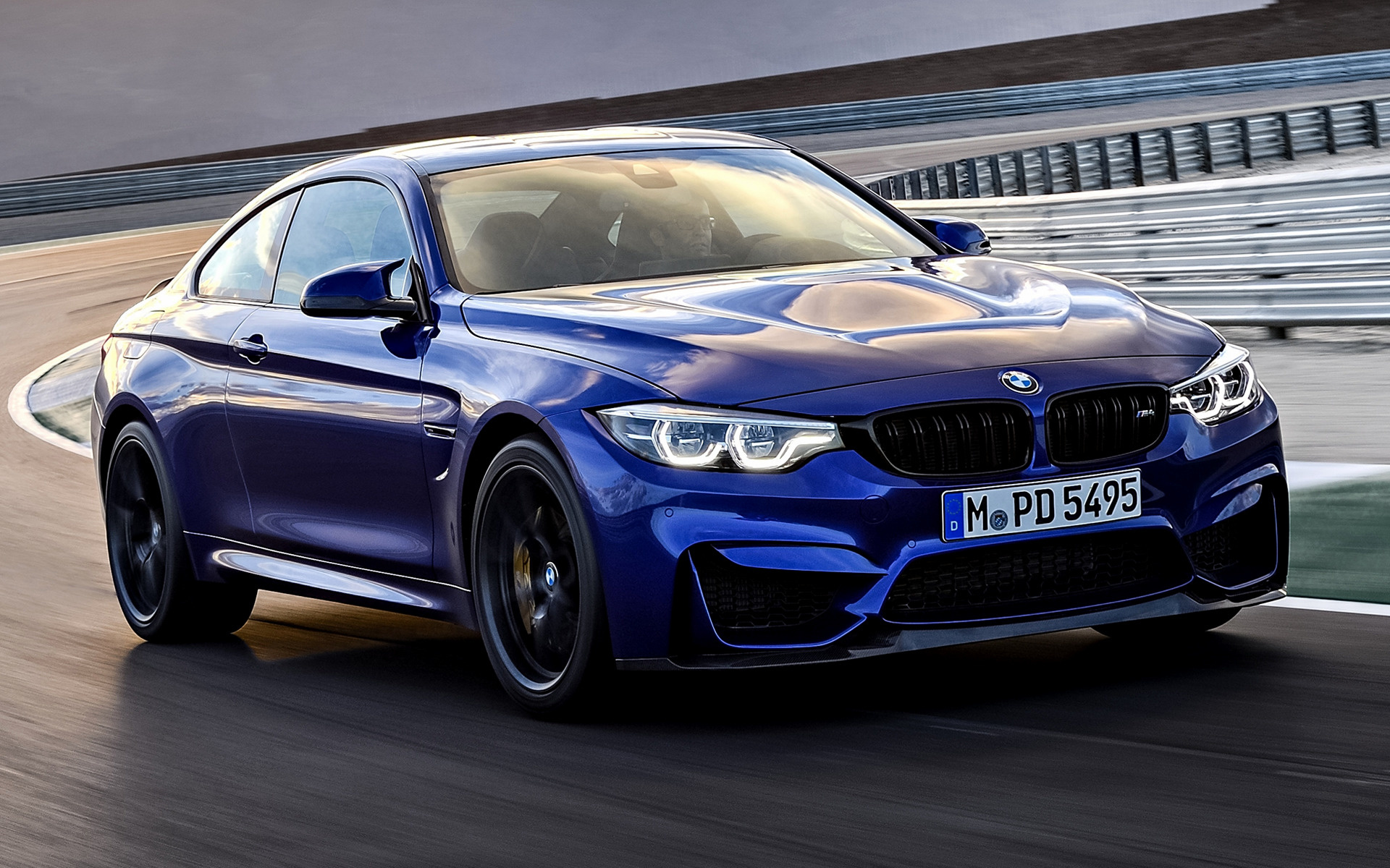 2017 Bmw M4 Cs Coupe Wallpapers And Hd Images Car Pixel