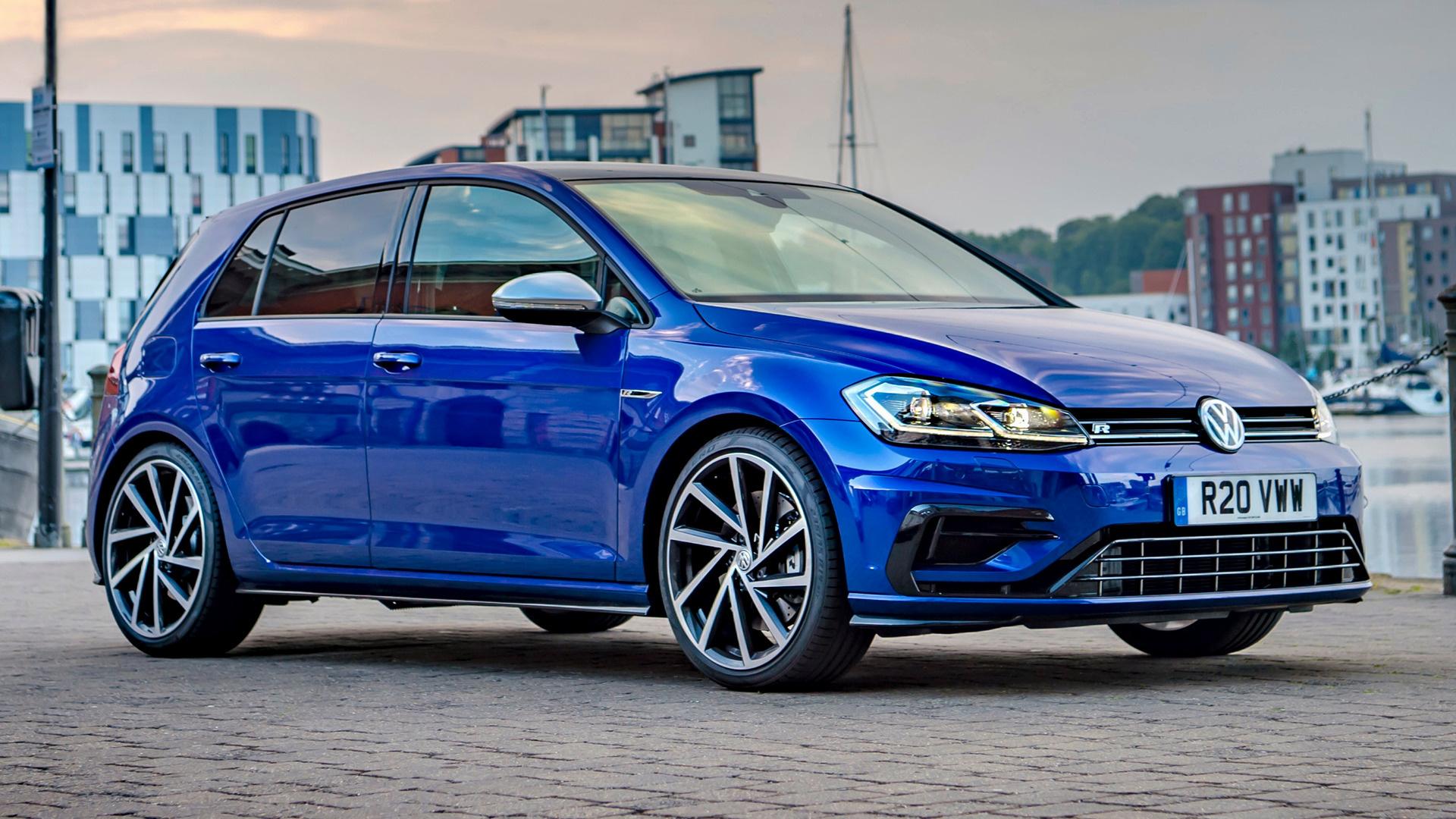 2018 Volkswagen Golf R Performance Pack 5 Door Uk
