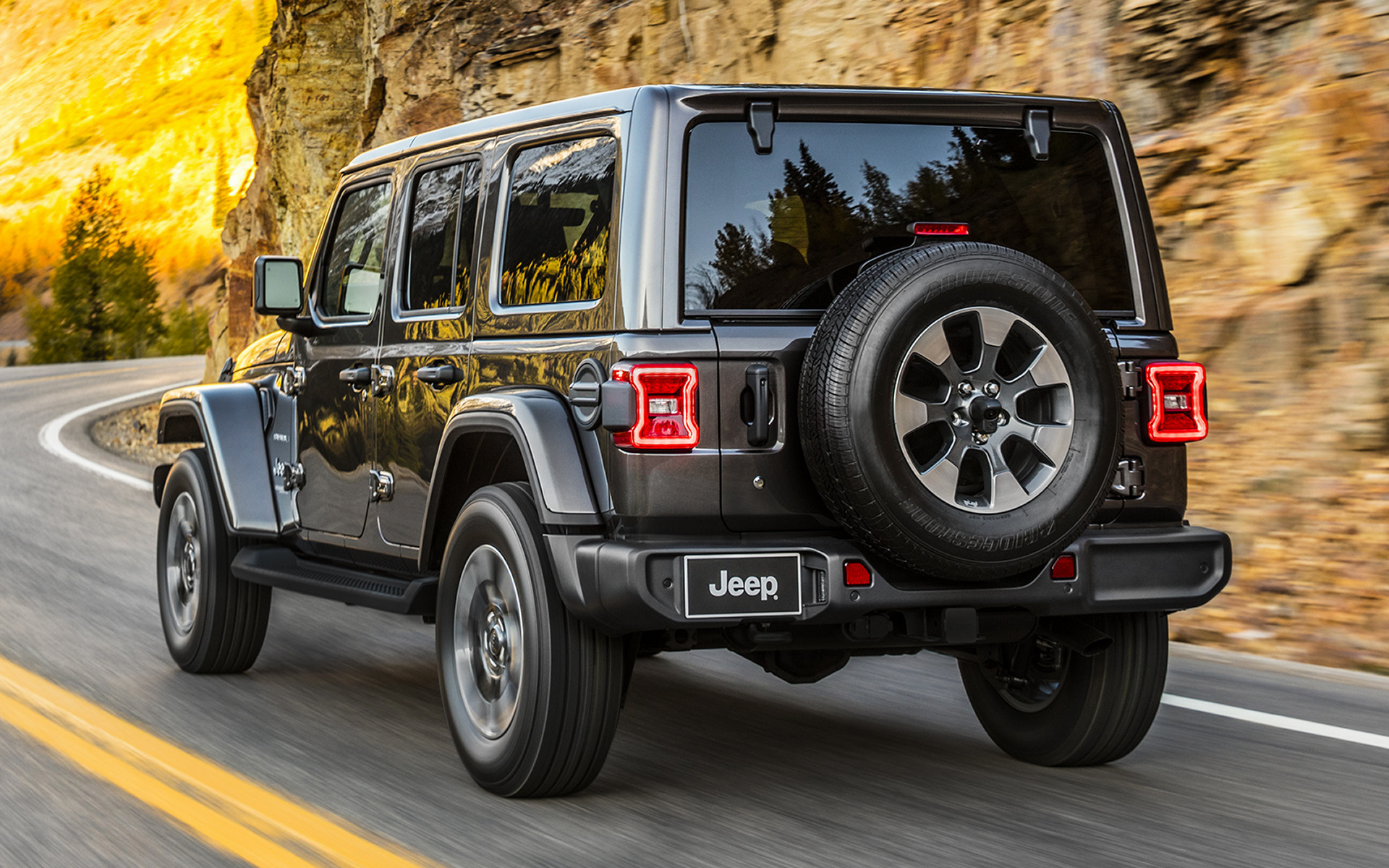 2018 Jeep Wrangler Unlimited Sahara Wallpapers And Hd
