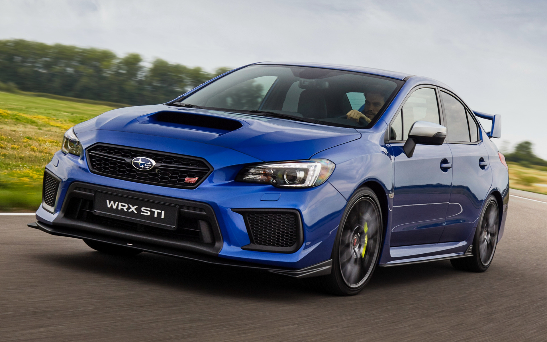 Subaru WRX STI 2017 Wallpapers And HD Images Car Pixel