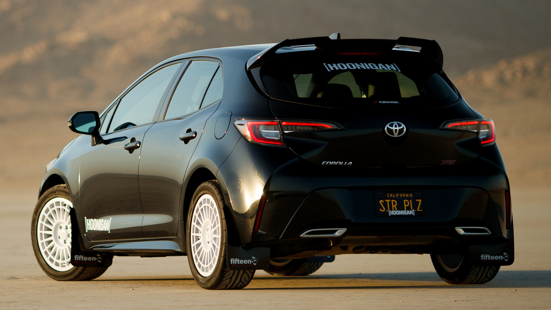 2018 Toyota Corolla Hoonigan - Wallpapers and HD Images ...