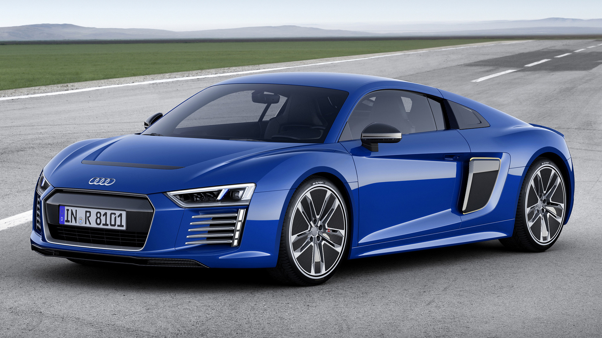 2015 Audi R8 Coupe E-Tron - Wallpapers and HD Images | Car ...