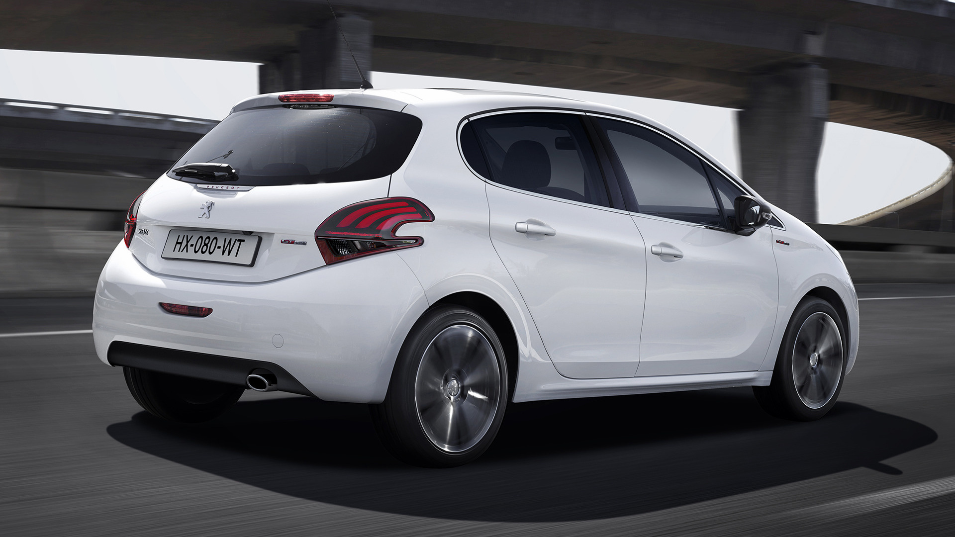 Peugeot 208 GT Line 5-door (2015) Wallpapers and HD Images ...