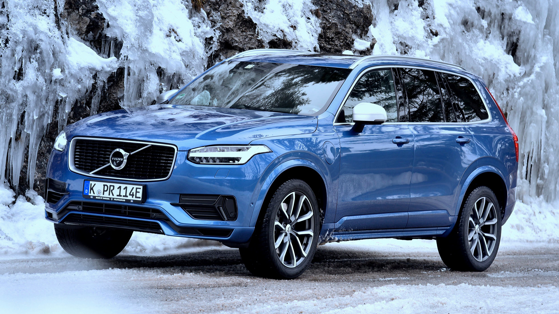 2015 Volvo Xc90 R Design Wallpapers And Hd Images Car