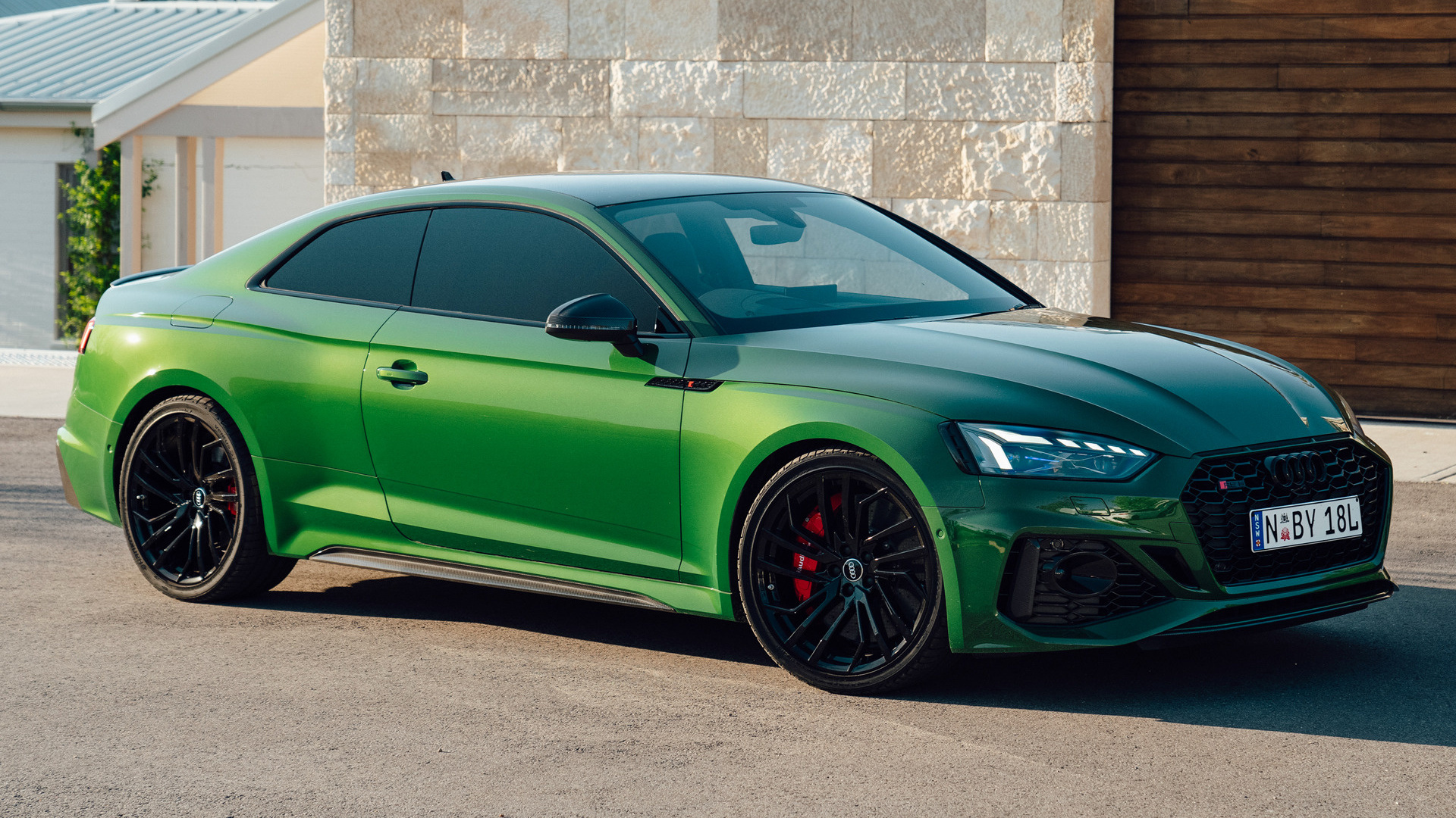 2020 Audi RS 5 Coupe (AU) - Wallpapers and HD Images | Car ...