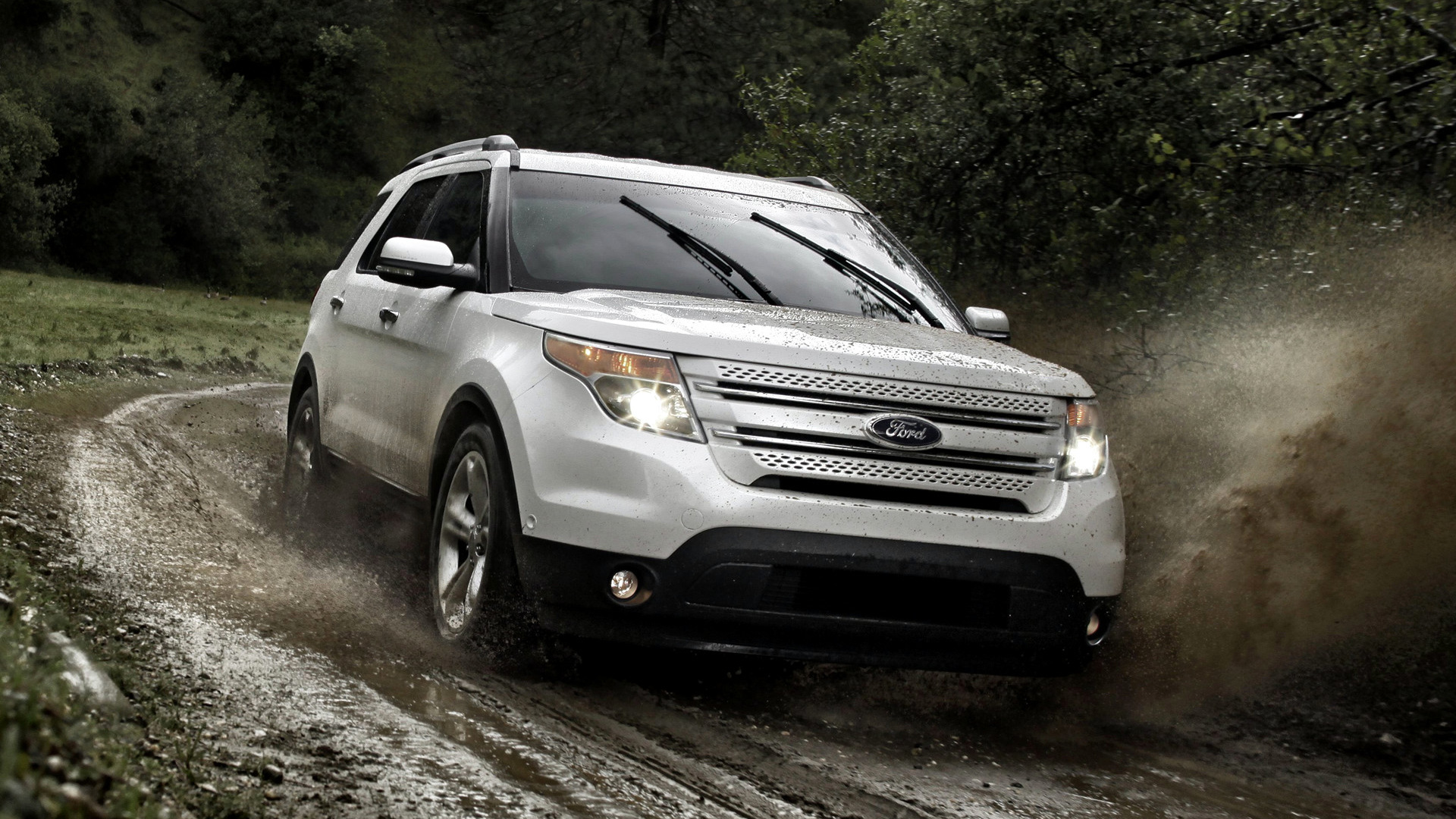Sport Chrysler Jeep Dodge Ram >> 2010 Ford Explorer - Wallpapers and HD Images | Car Pixel