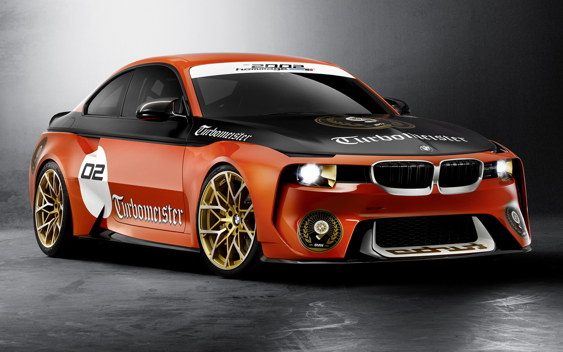 2016 BMW 2002 Hommage Turbomeister Edition - Wallpapers ...
