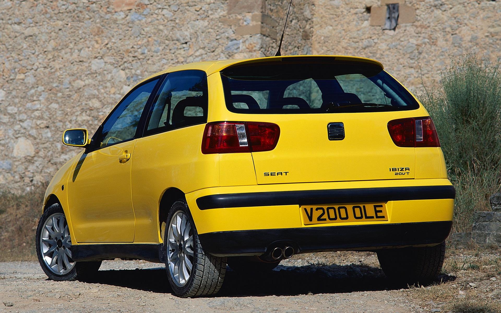 seat ibiza 3 door 1999 wallpapers and hd images car pixel. Black Bedroom Furniture Sets. Home Design Ideas