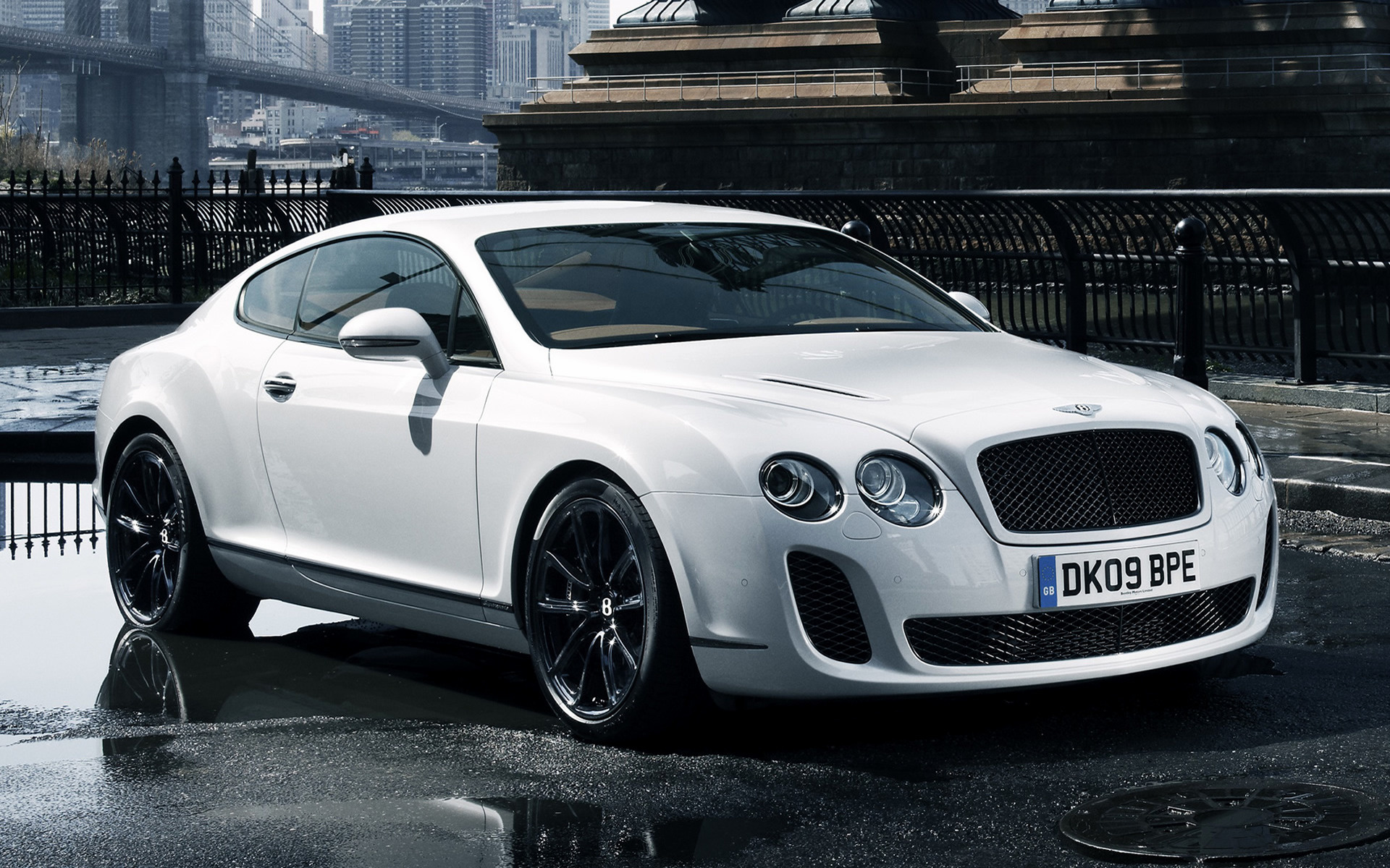 2009 Bentley Continental Supersports Wallpapers And Hd