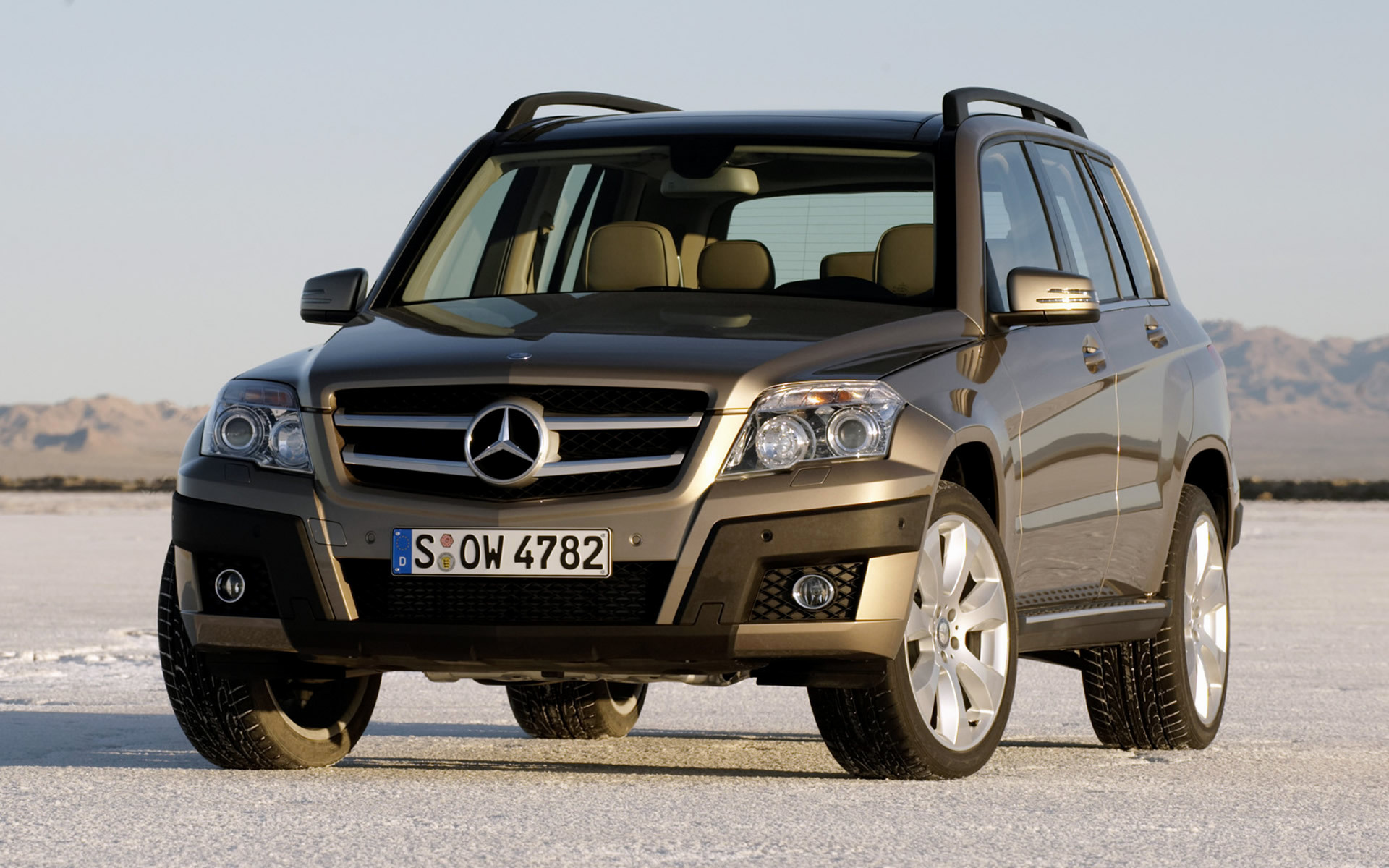2008 mercedes benz glk class off road package wallpapers. Black Bedroom Furniture Sets. Home Design Ideas
