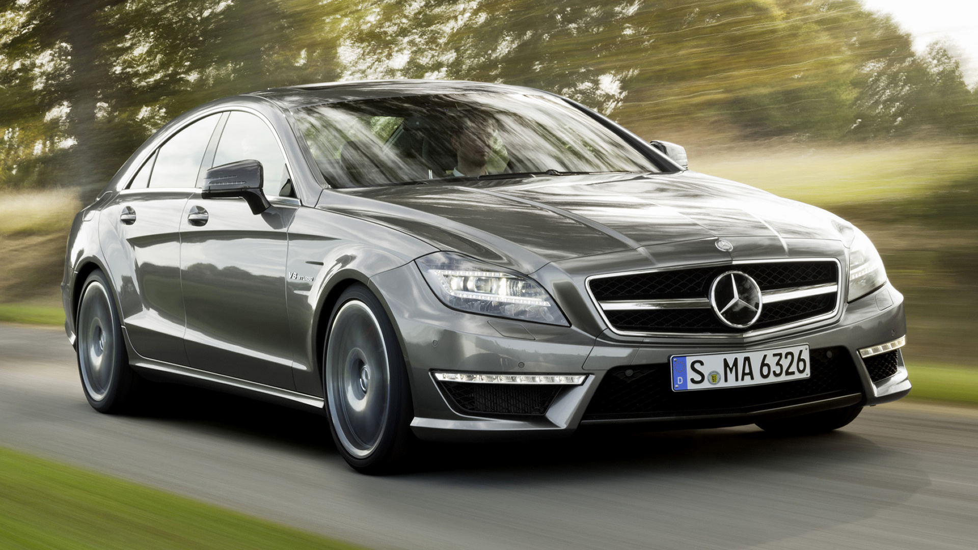 mercedes benz cls 63 amg 2010 wallpapers and hd images. Black Bedroom Furniture Sets. Home Design Ideas