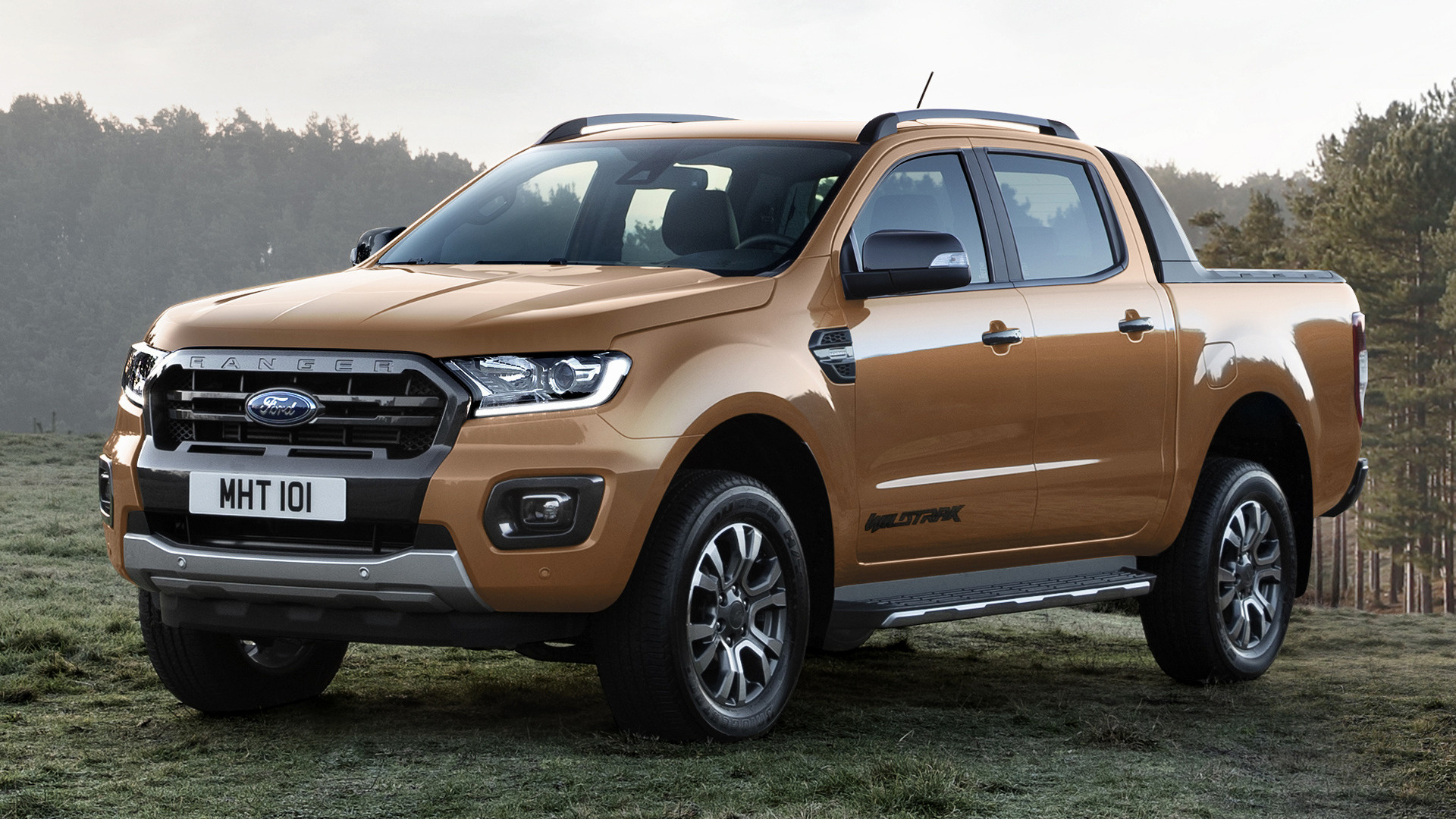 2019 Ford Ranger Wildtrak Double Cab Eu Wallpapers And