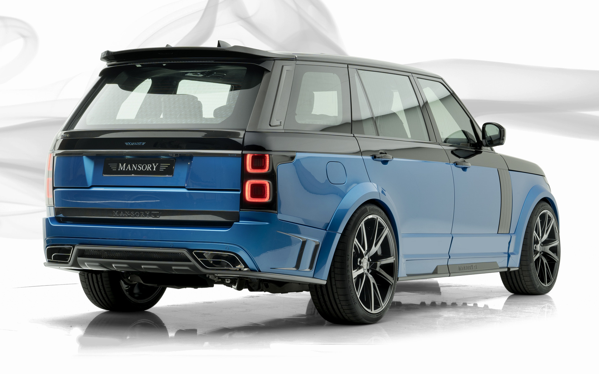 2019 Range Rover by Mansory - Wallpapers and HD Images ...