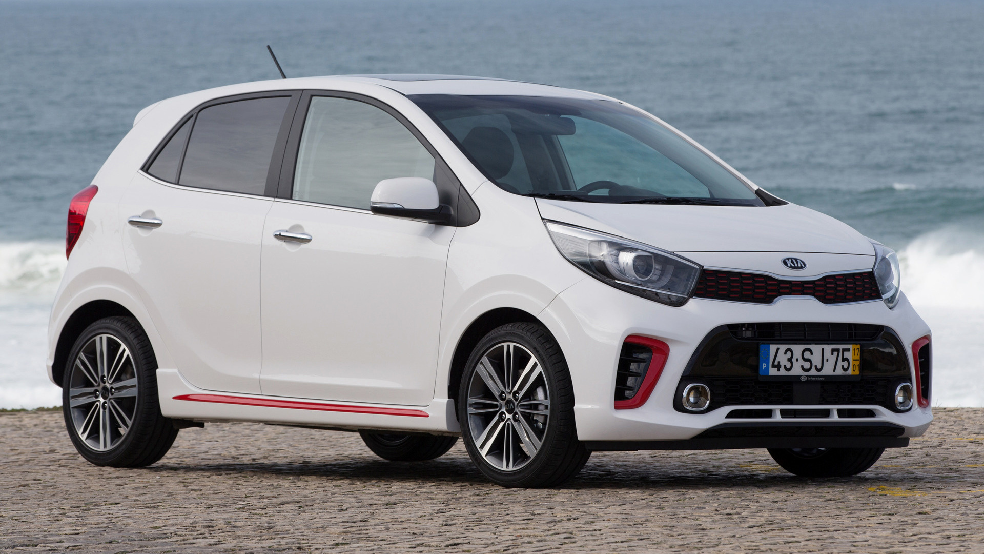 2017 kia picanto gt line wallpapers and hd images car pixel