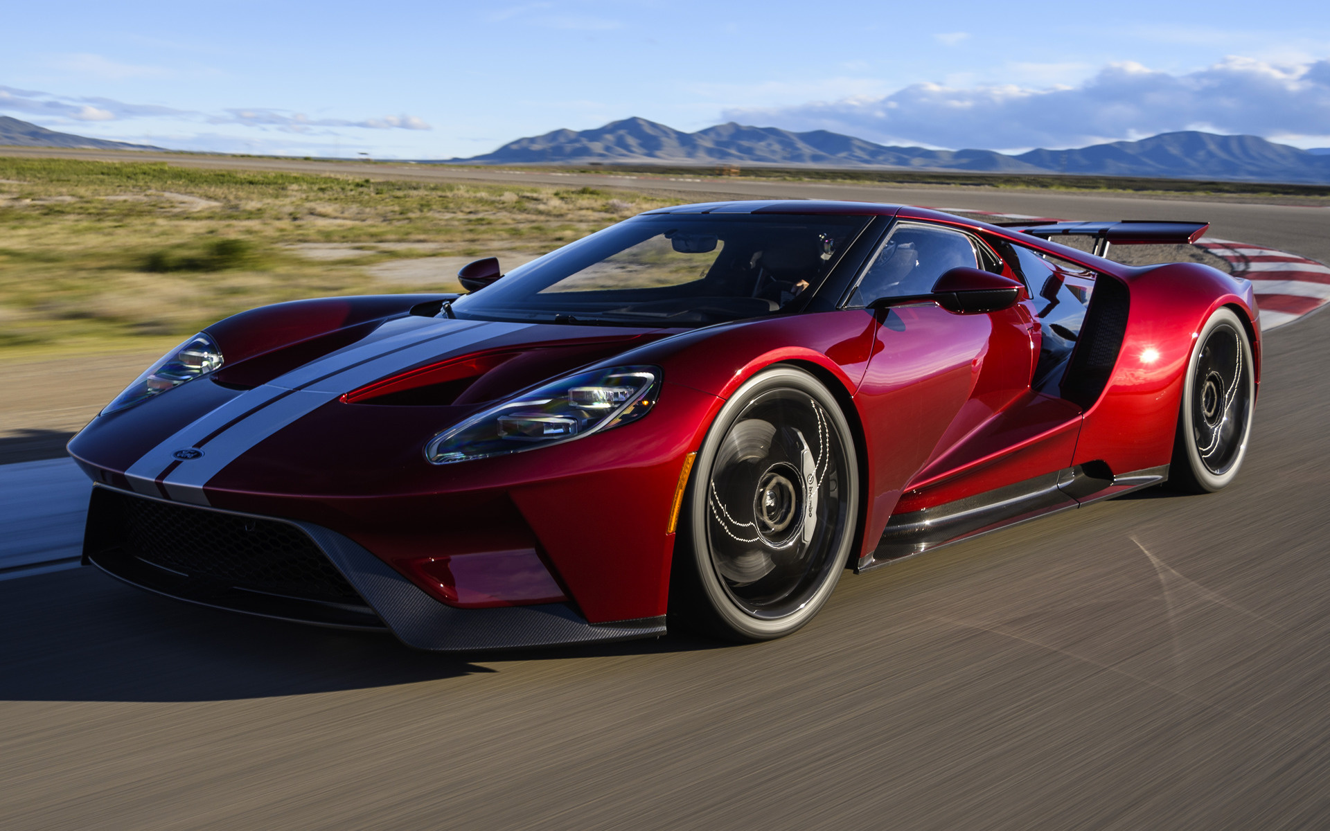 2017 Ford Gt Wallpapers And Hd Images Car Pixel