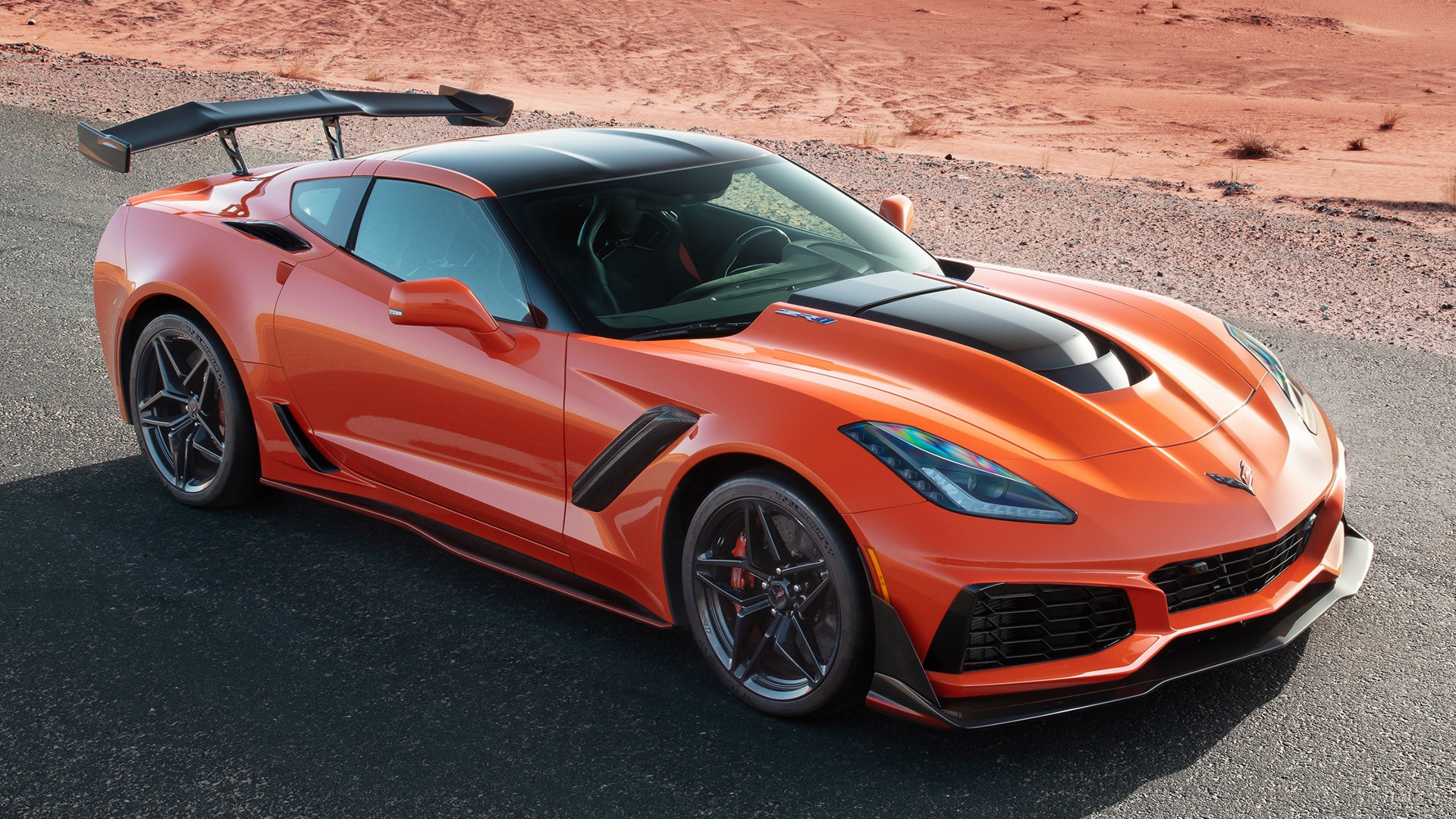 2018 Chevrolet Corvette ZR1 - Wallpapers and HD Images ...