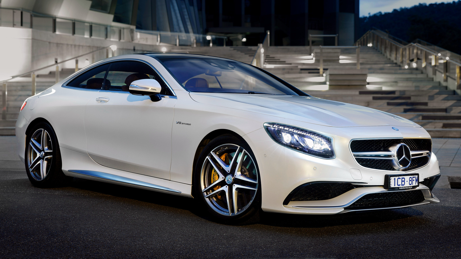 Mercedes-Benz S 63 AMG Coupe (2014) AU Wallpapers and HD Images - Car Pixel