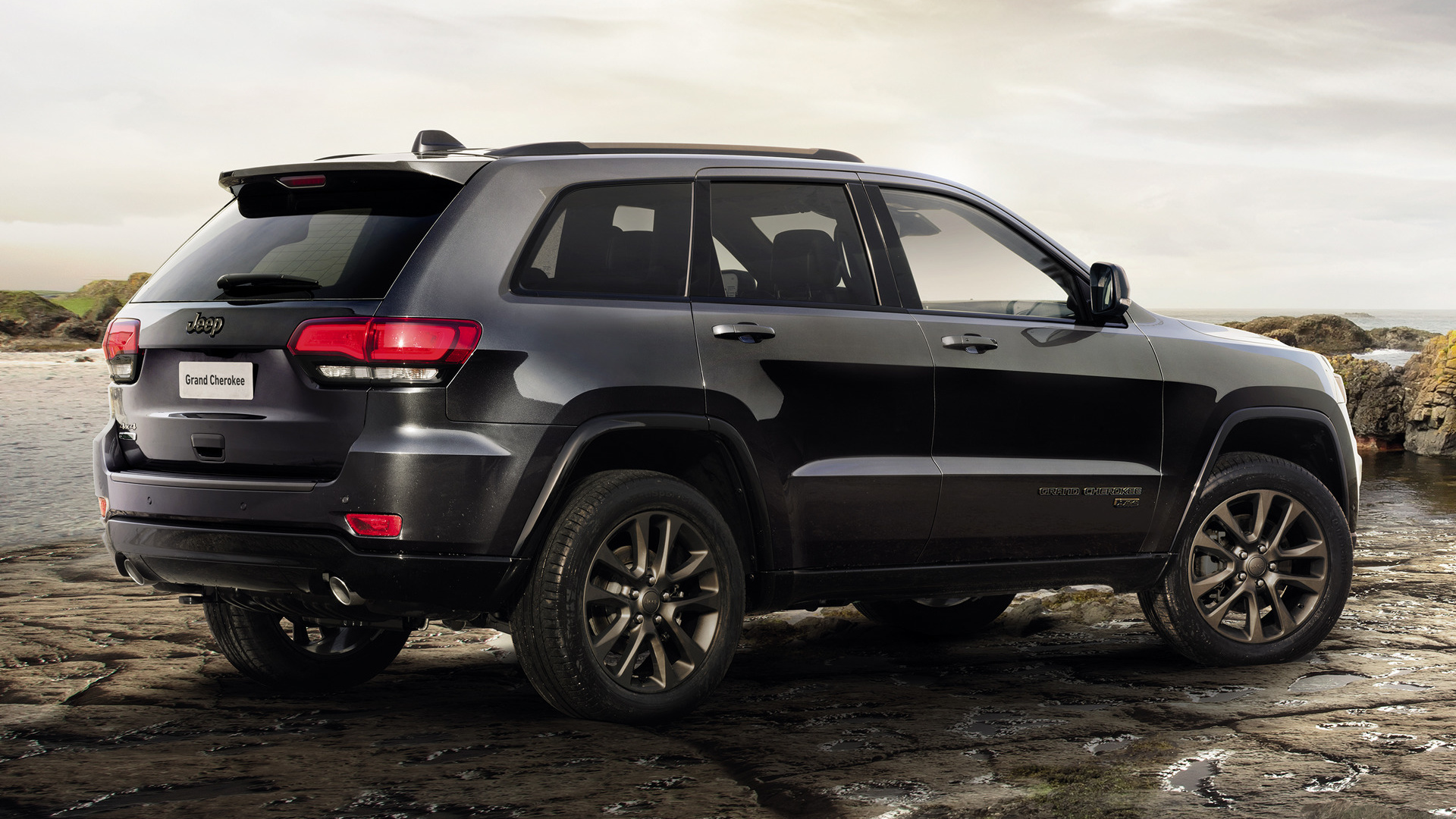 Jeep Grand Cherokee 75th Anniversary (2016) EU Wallpapers and HD Images - Car Pixel