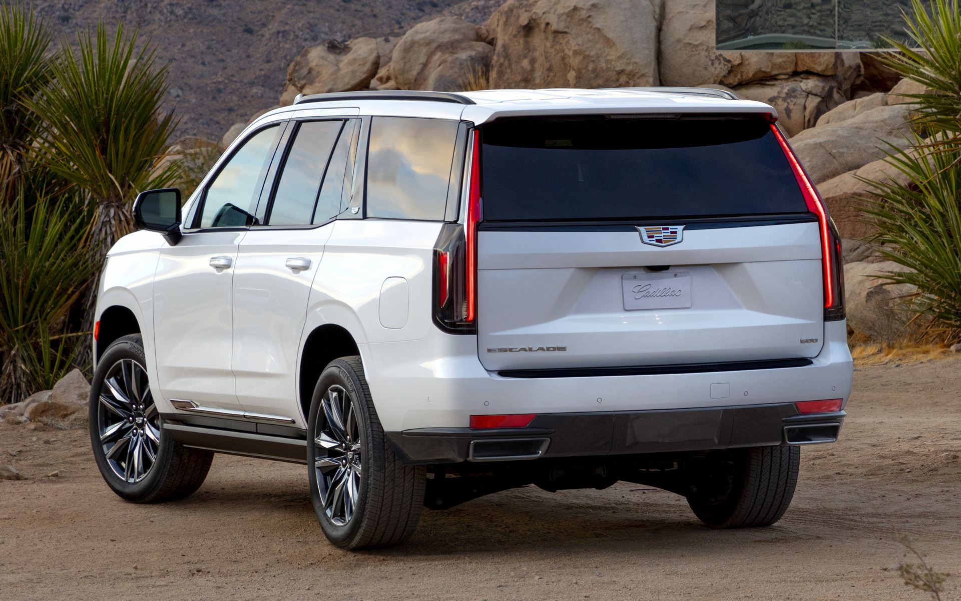 2021 Cadillac Escalade Sport - Wallpapers and HD Images ...