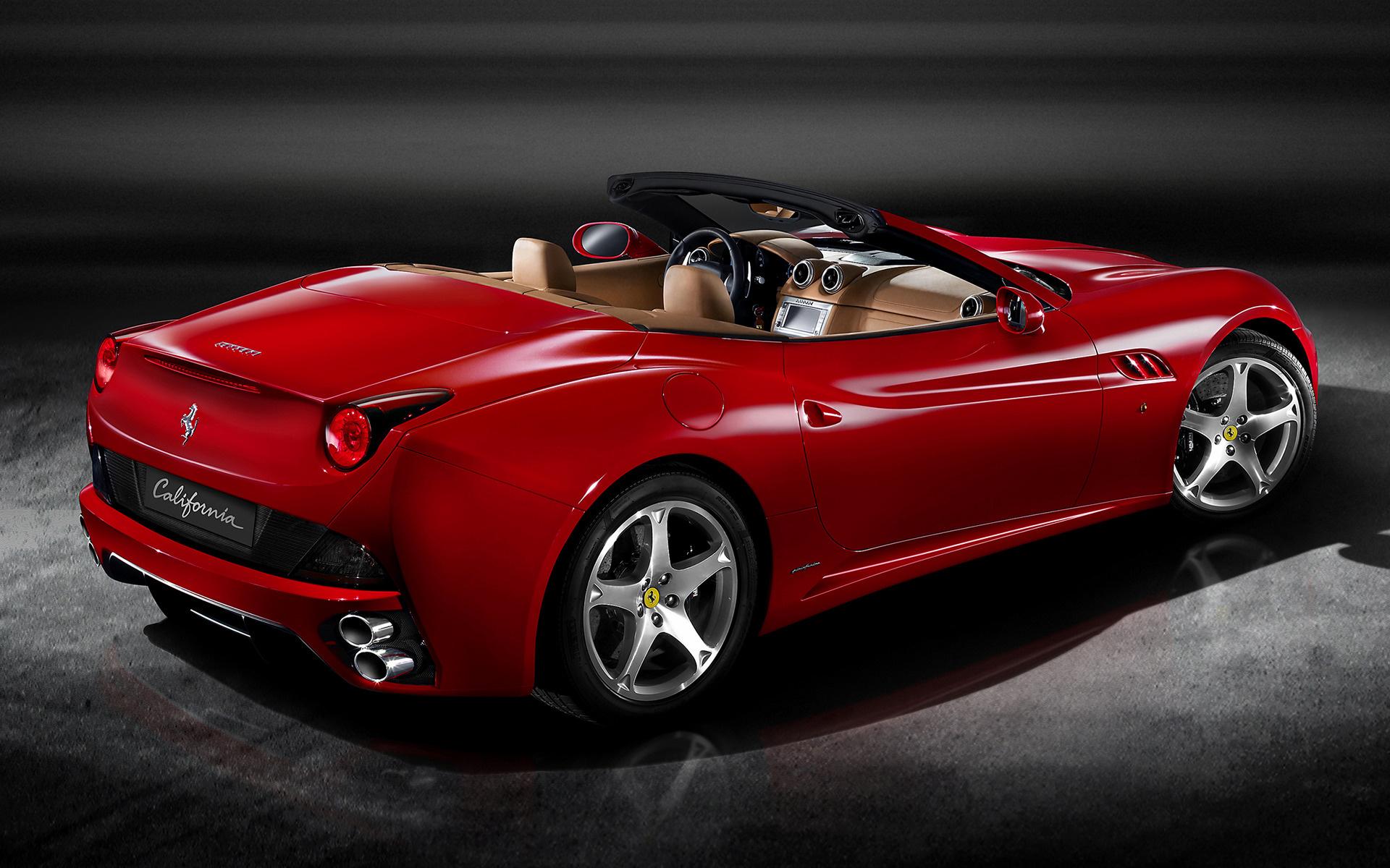 2008 Ferrari California - Wallpapers and HD Images   Car Pixel