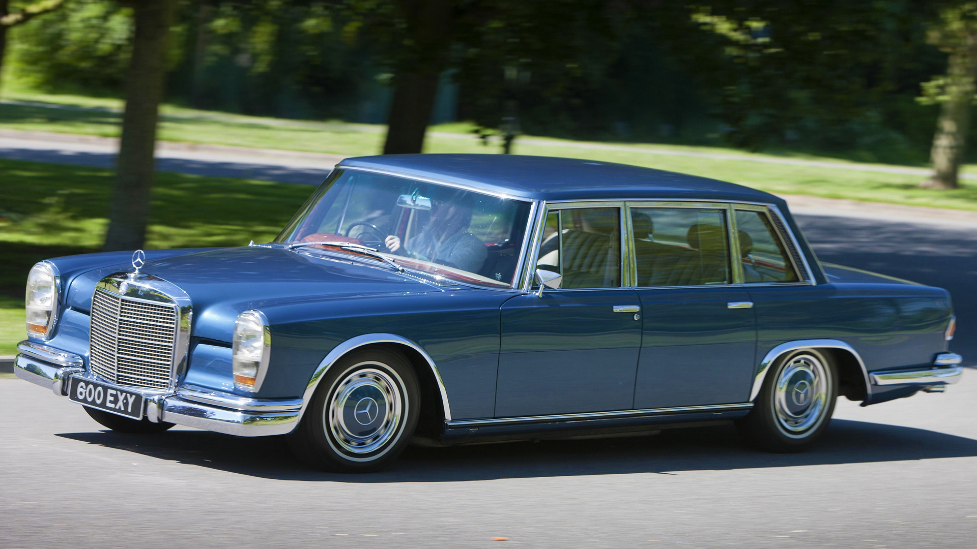 1964 Mercedes-Benz 600 (UK) - Wallpapers and HD Images
