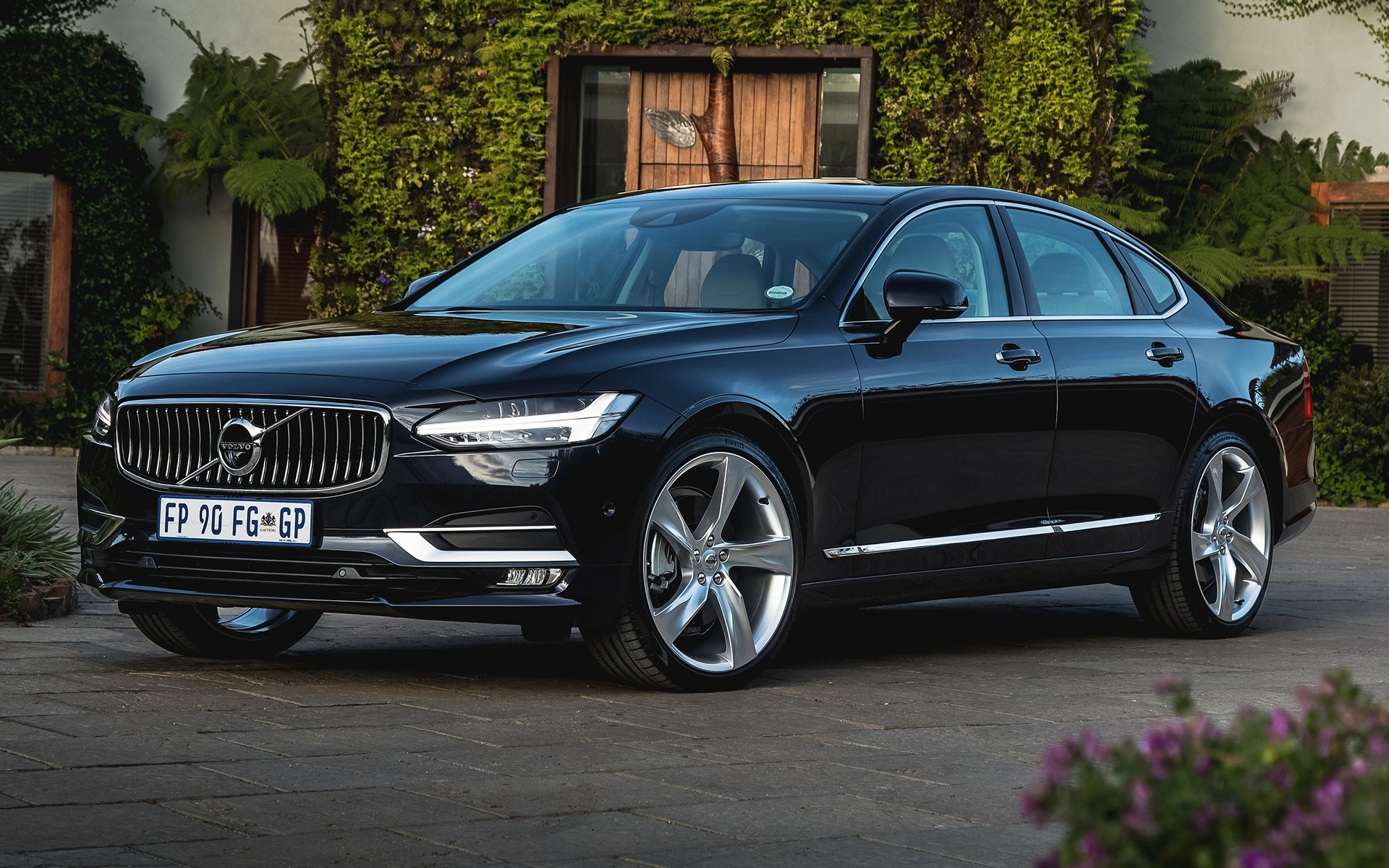2017 Volvo S90 Inscription Za Wallpapers And Hd Images