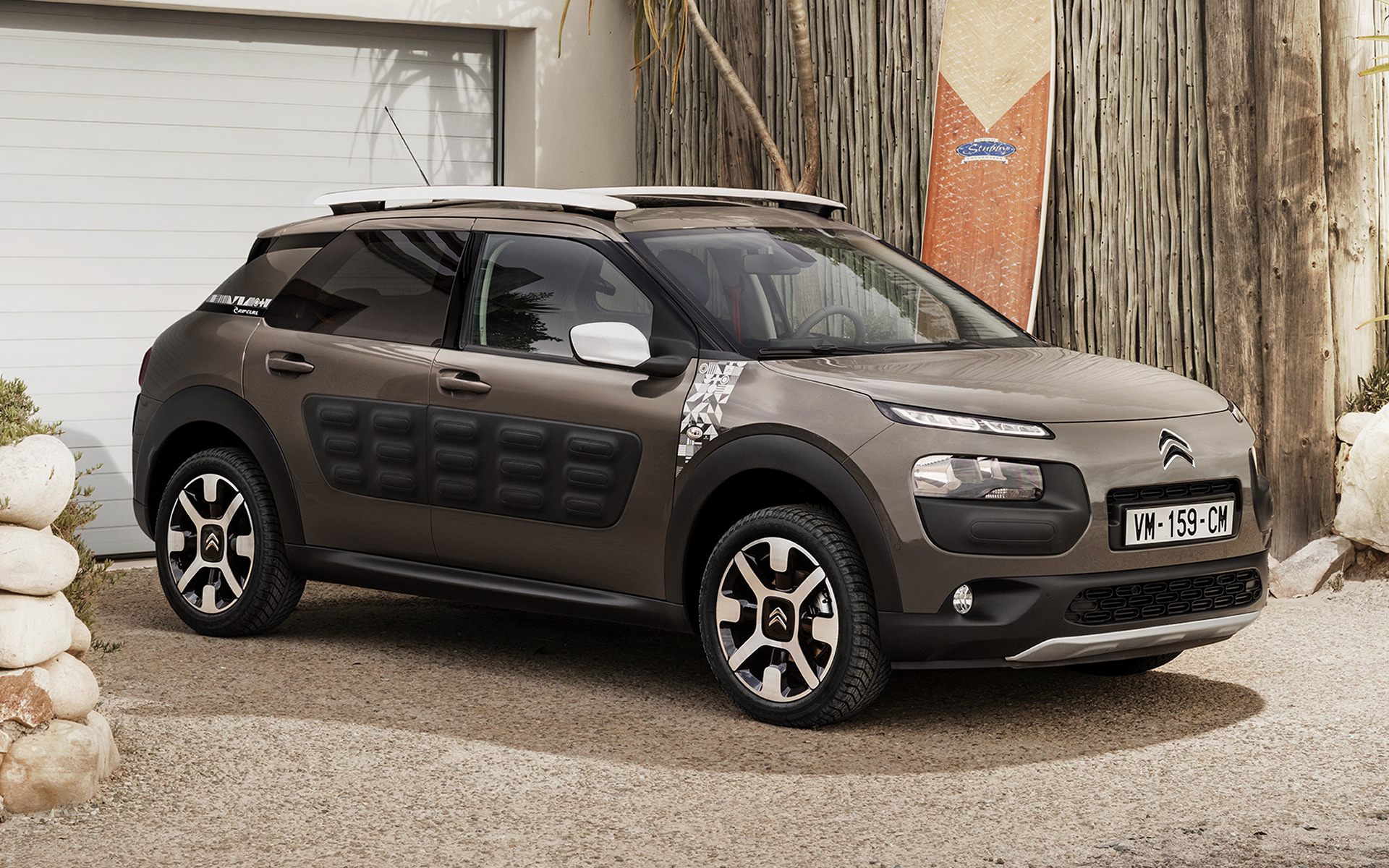 citroen c4 cactus rip curl 2016 wallpapers and hd images. Black Bedroom Furniture Sets. Home Design Ideas