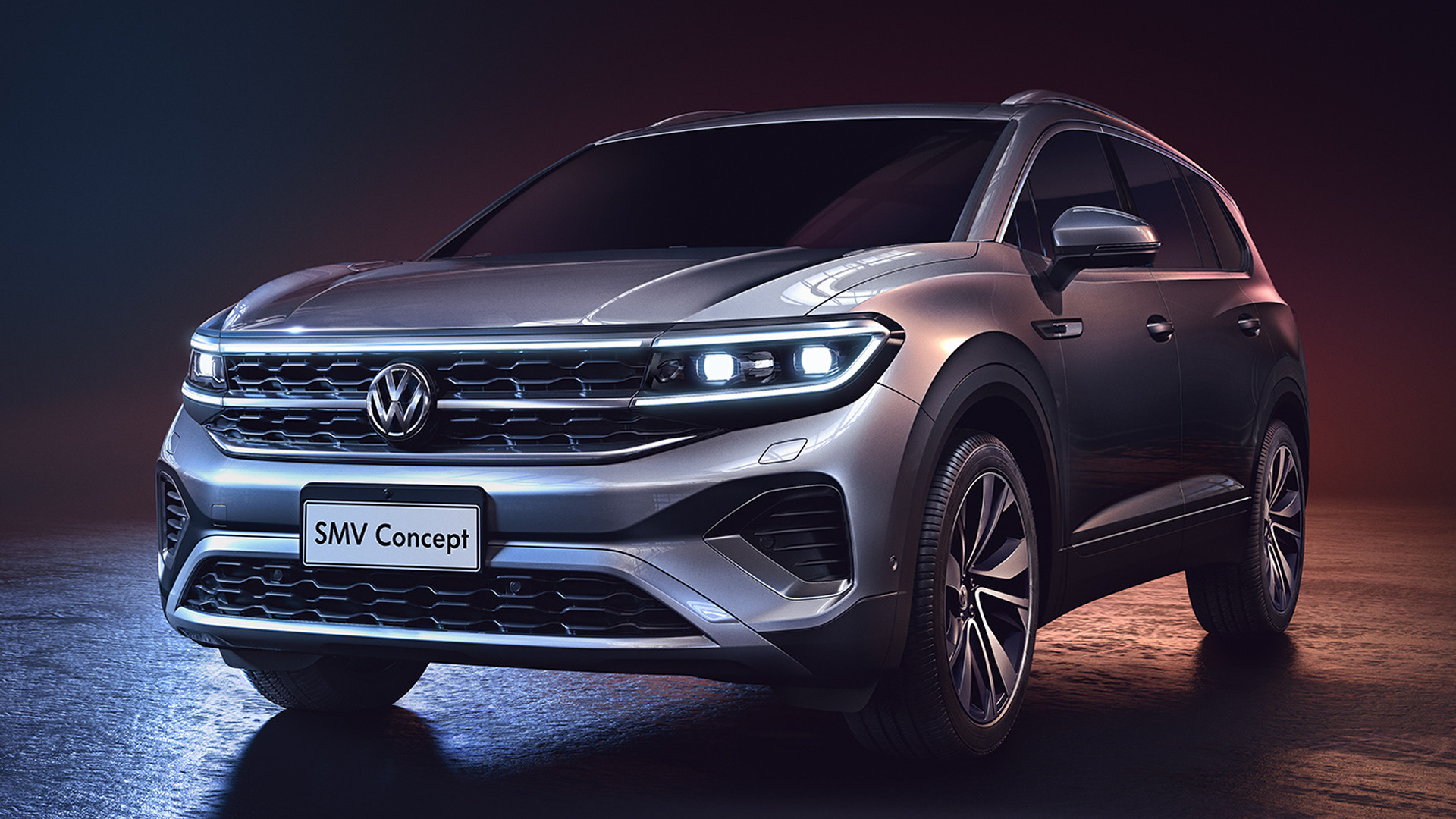 2019 Volkswagen SMV Concept - Wallpapers and HD Images ...