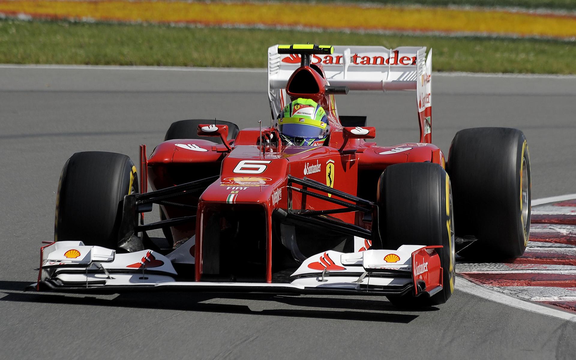 Ferrari F2012 (2012) Wallpapers and HD Images - Car Pixel