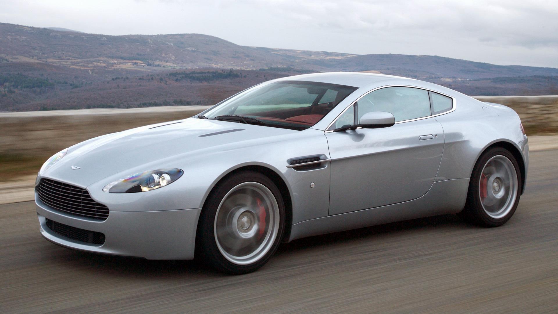 2005 Aston Martin V8 Vantage Hintergrundbilder Und Wallpaper In Hd Car Pixel