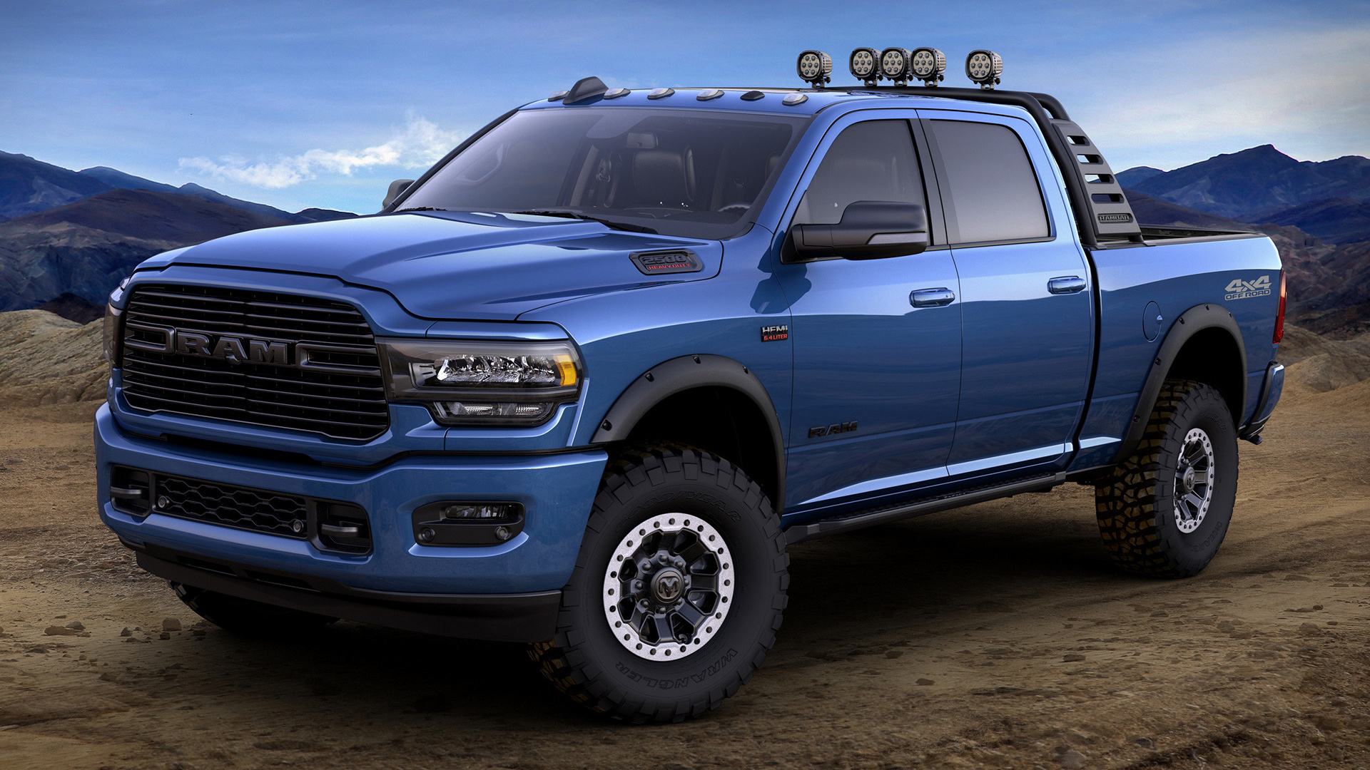 Ram Hd Big Horn Crew Cab By Mopar Wallpaper Hd on Dodge Ram Regular