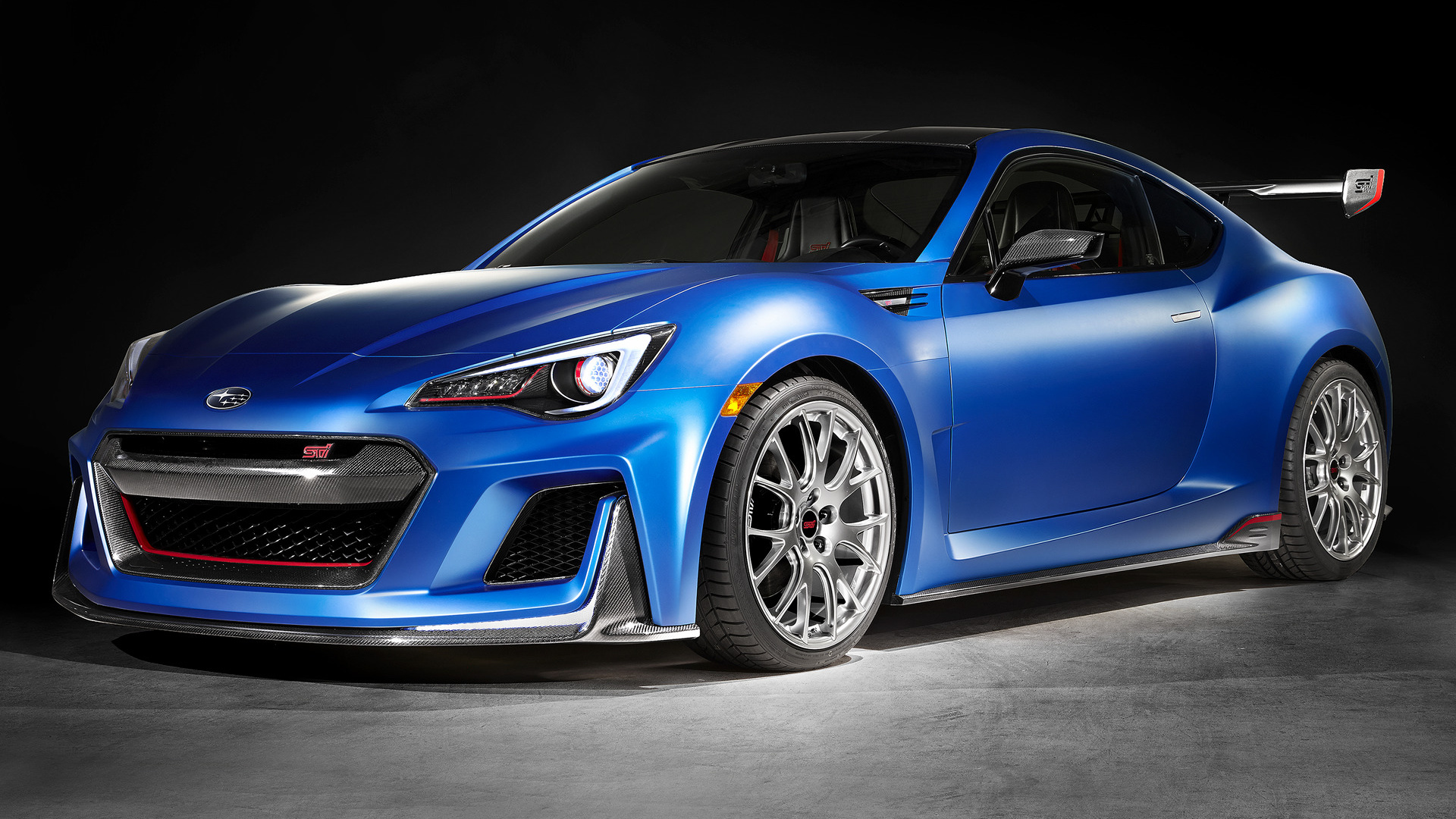 2015 Subaru BRZ STI Performance Concept - Wallpapers And HD Images