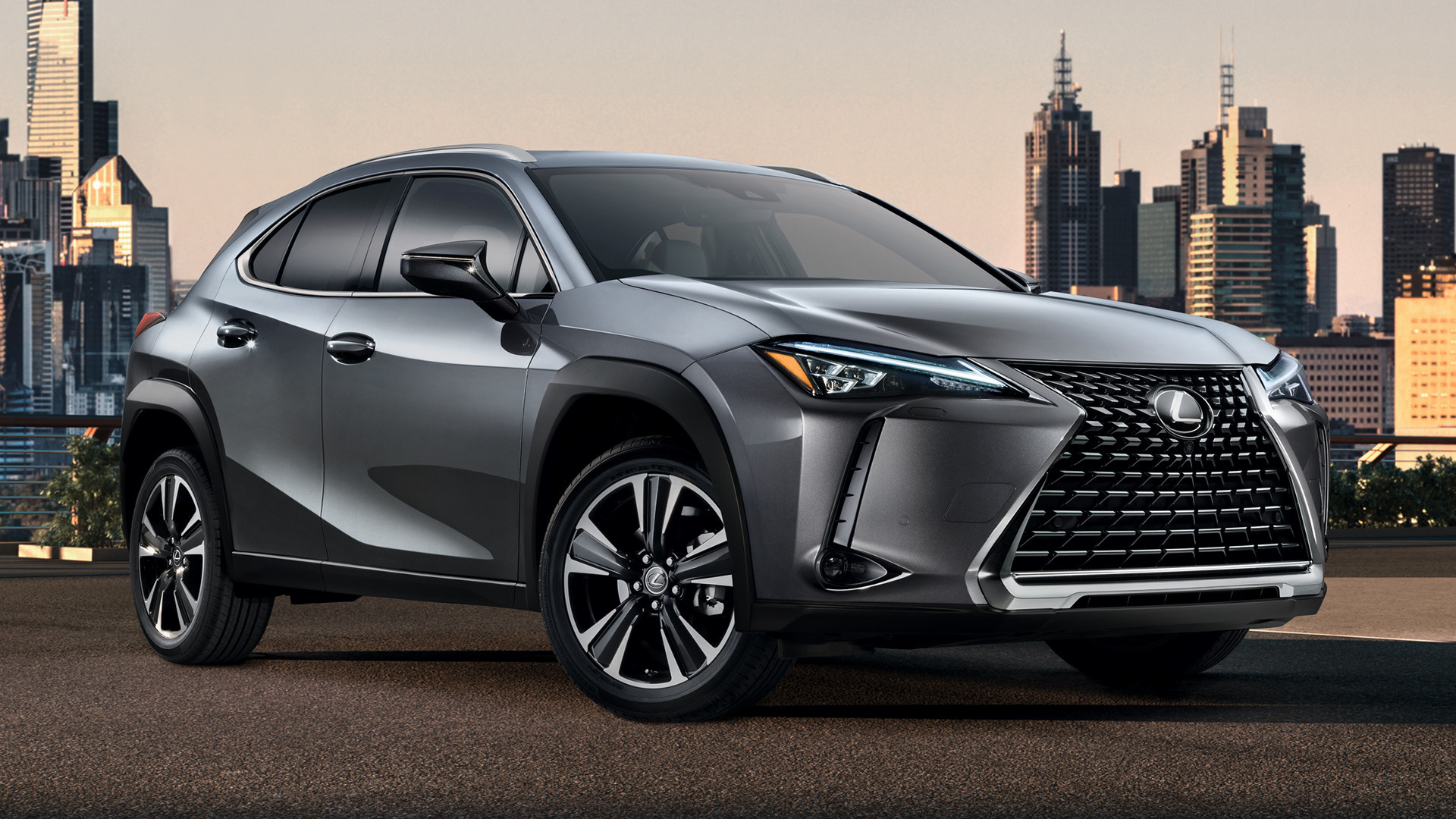 2018 Lexus UX - Wallpapers and HD Images | Car Pixel
