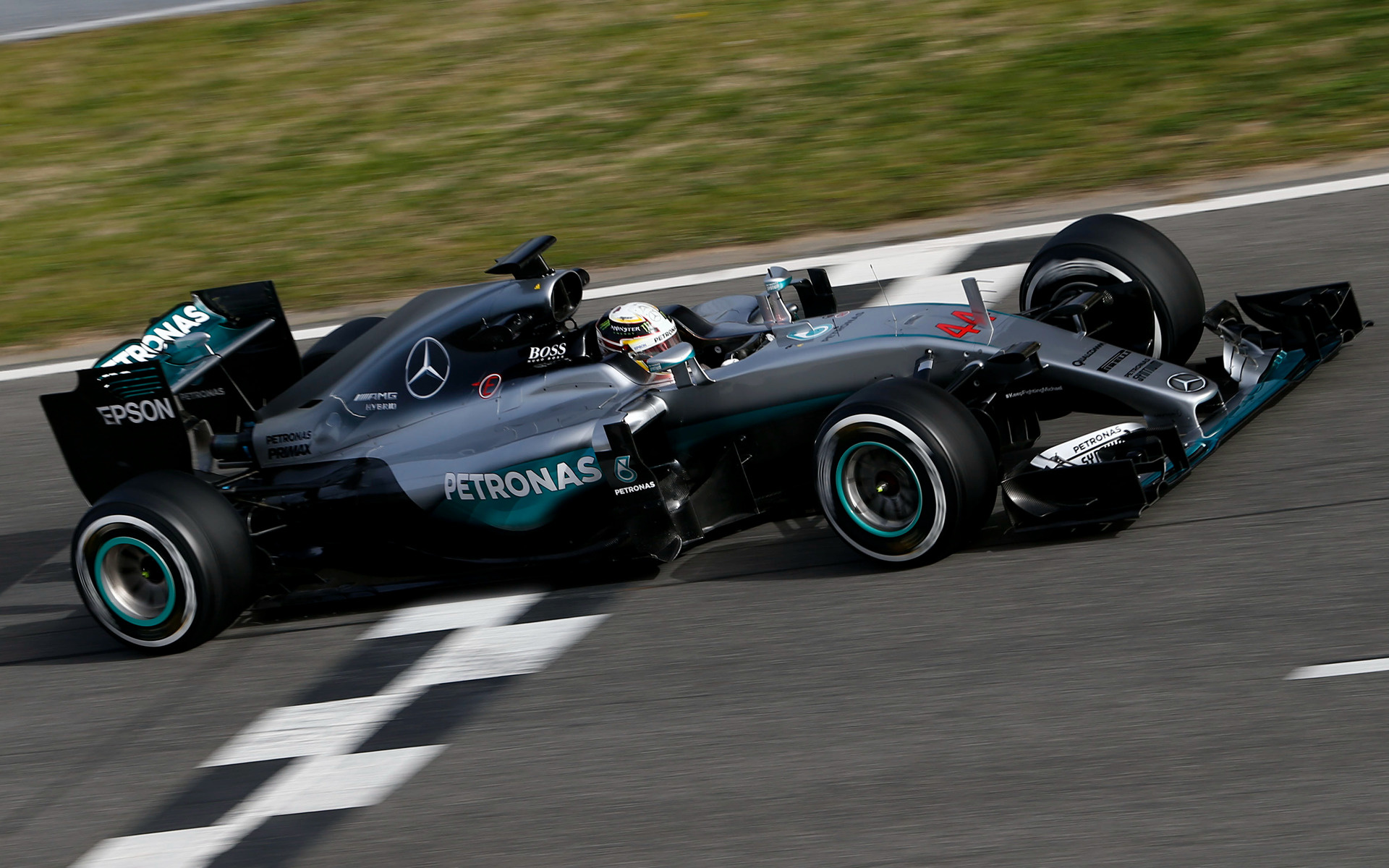 2016 Mercedes Amg F1 W07 Hybrid Wallpapers And Hd Images