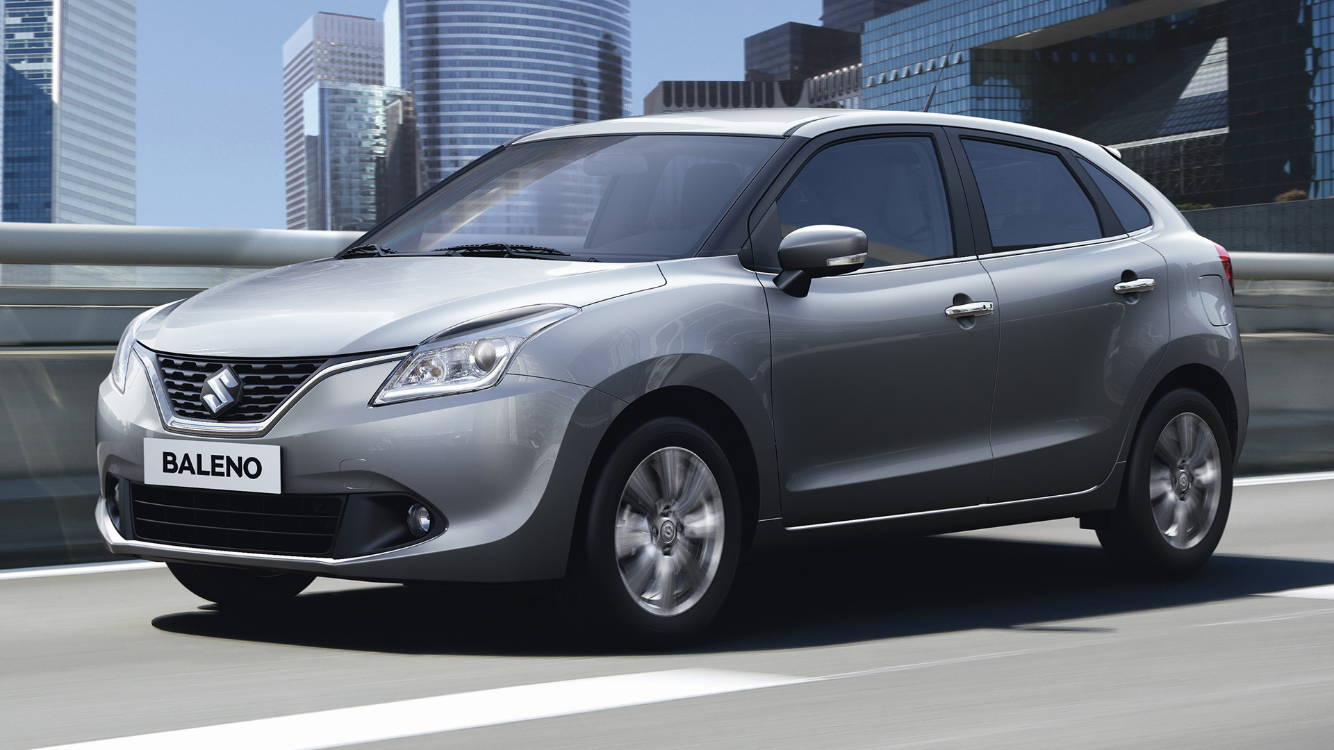 2015 Suzuki Baleno Wallpapers And Hd Images Car Pixel