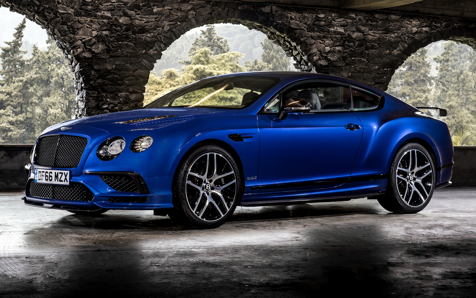2017 Bentley Continental Gt Convertible >> 2017 Bentley Continental Supersports - Wallpapers and HD Images | Car Pixel