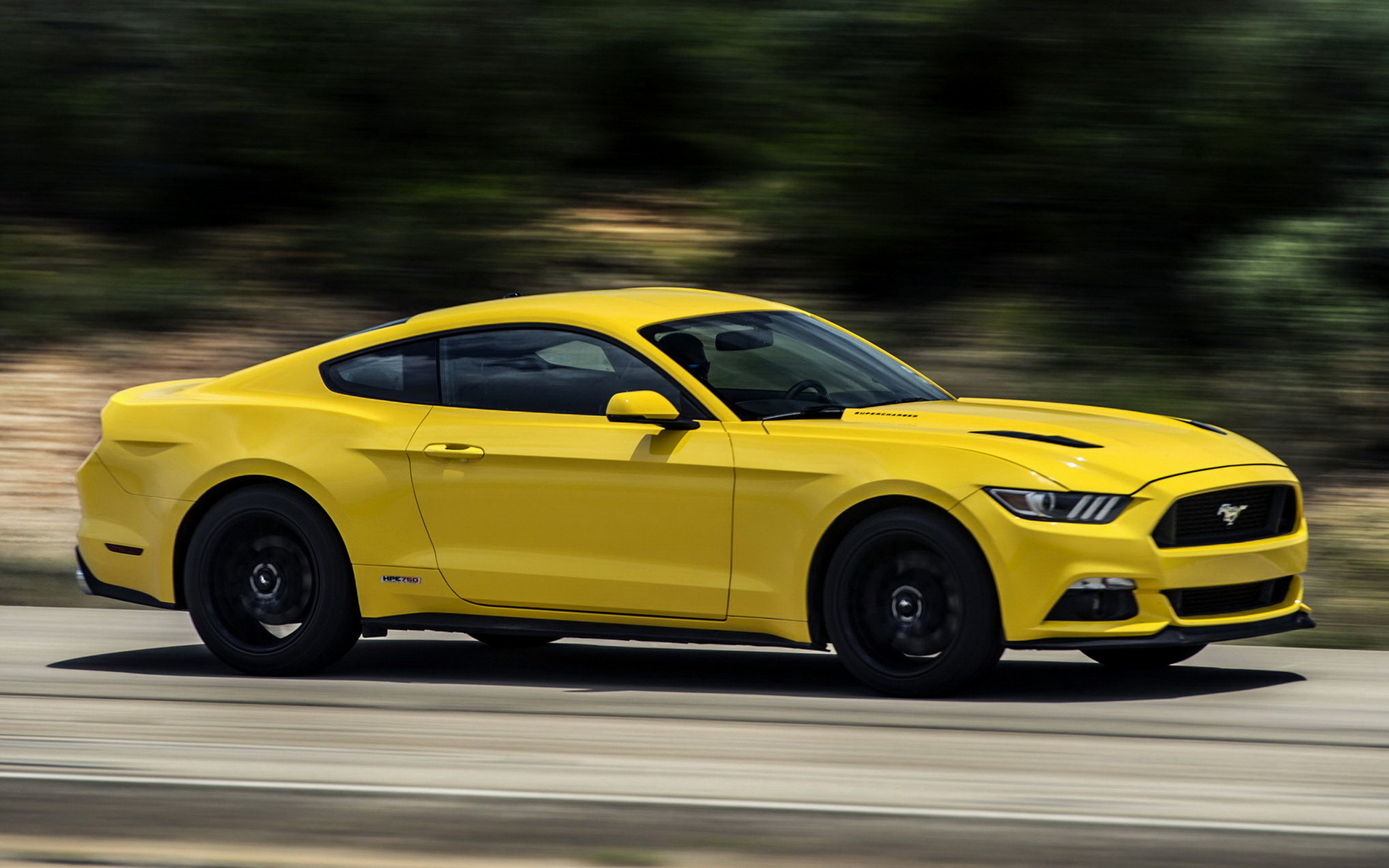 2015 Hennessey Mustang Gt Hpe750 Supercharged Wallpapers